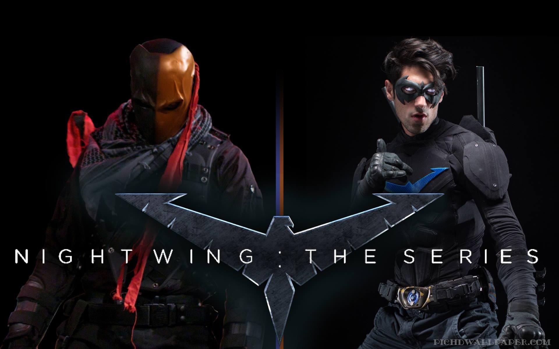 Nightwing | Free Desktop HD Wallpaper