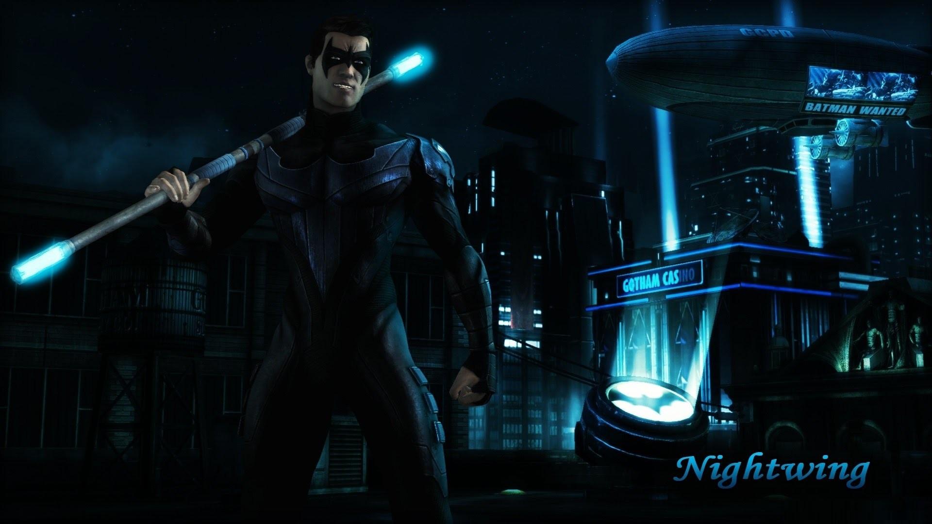 How Batman Mourned Nightwing | Comicnewbies