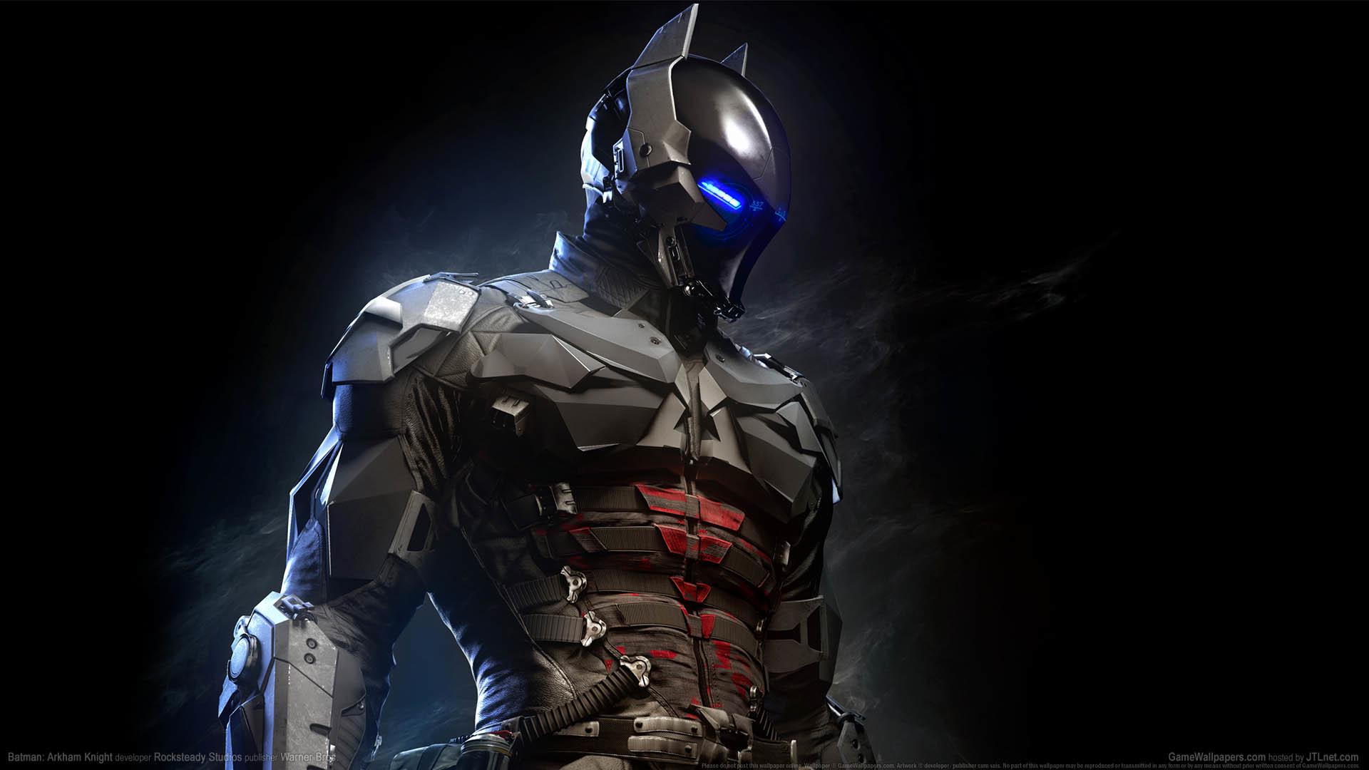 Nightwing Batman Robin in Batman Arkham Knight Wallpaper k cool