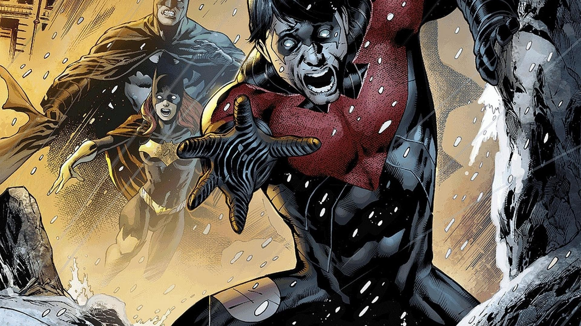 Batman dc comics batgirl nightwing wallpaper | (43945)