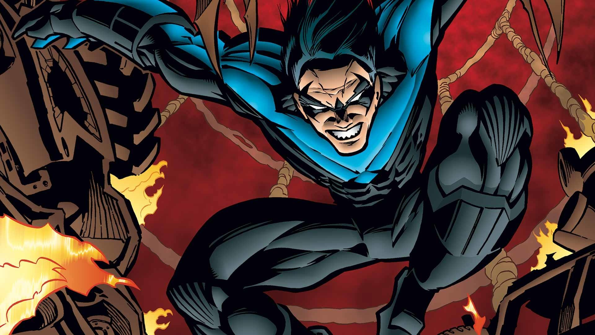 Nightwing 1 (DC Comics) – ComicBookRealm.com