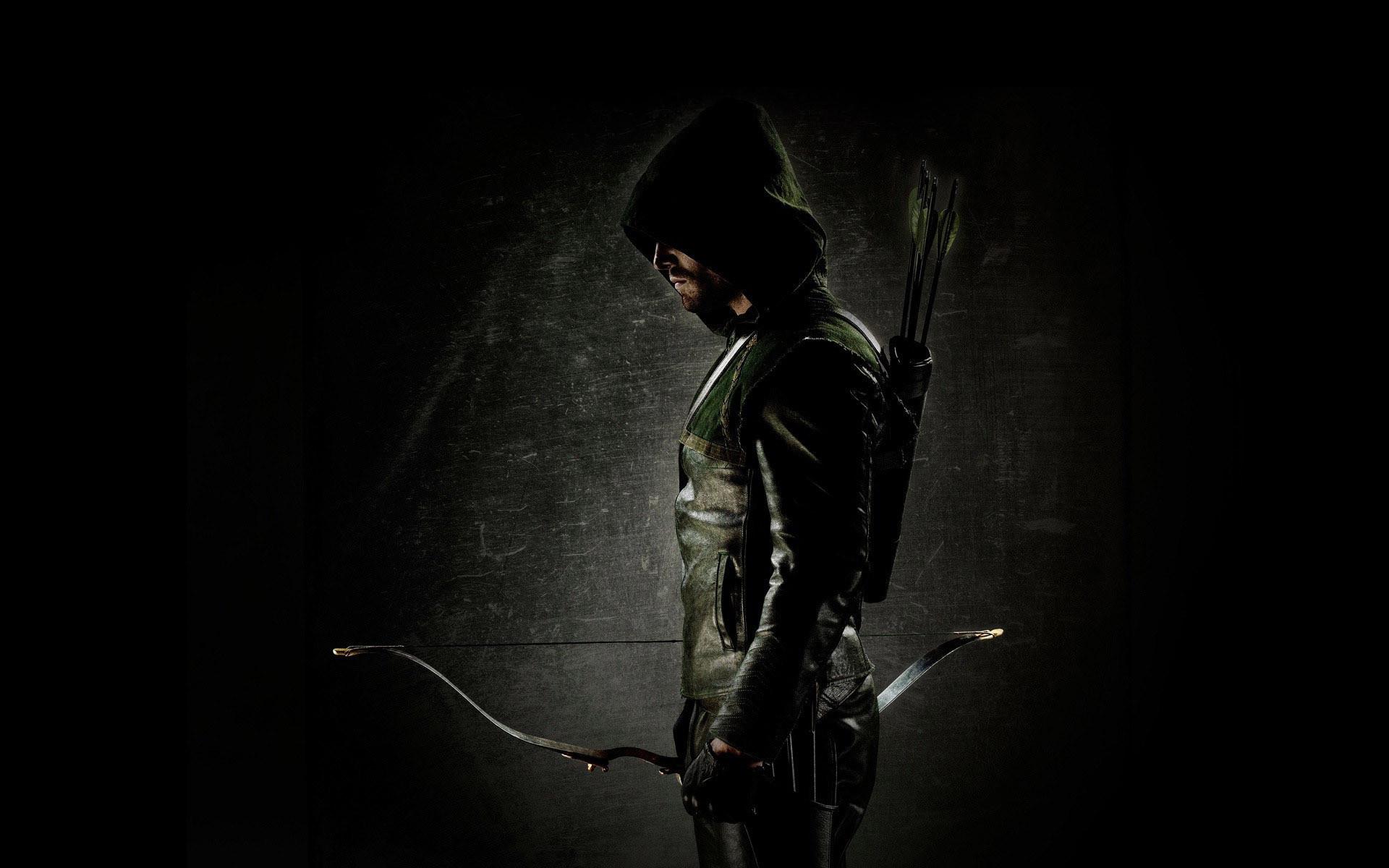 Green Arrow background