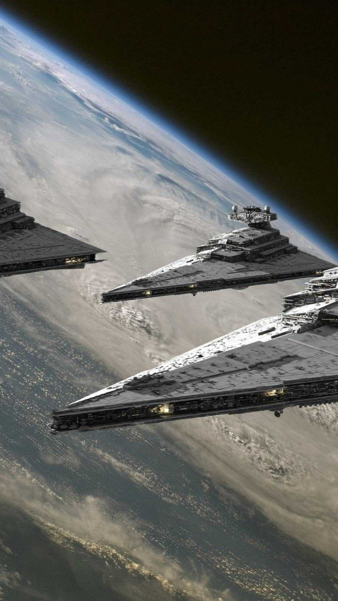 star wars hd space wallpaper