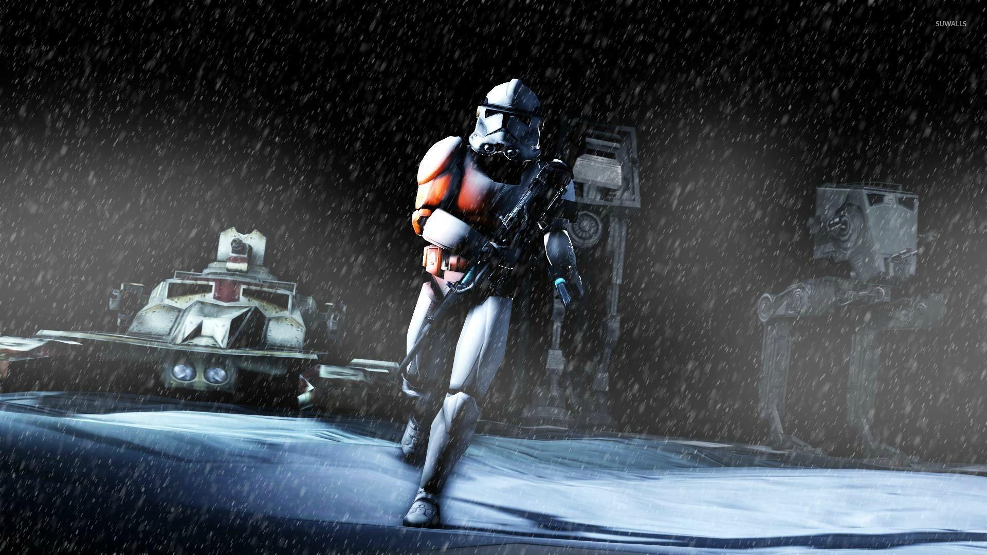 Star Wars Battlefield 4 crossover wallpaper
