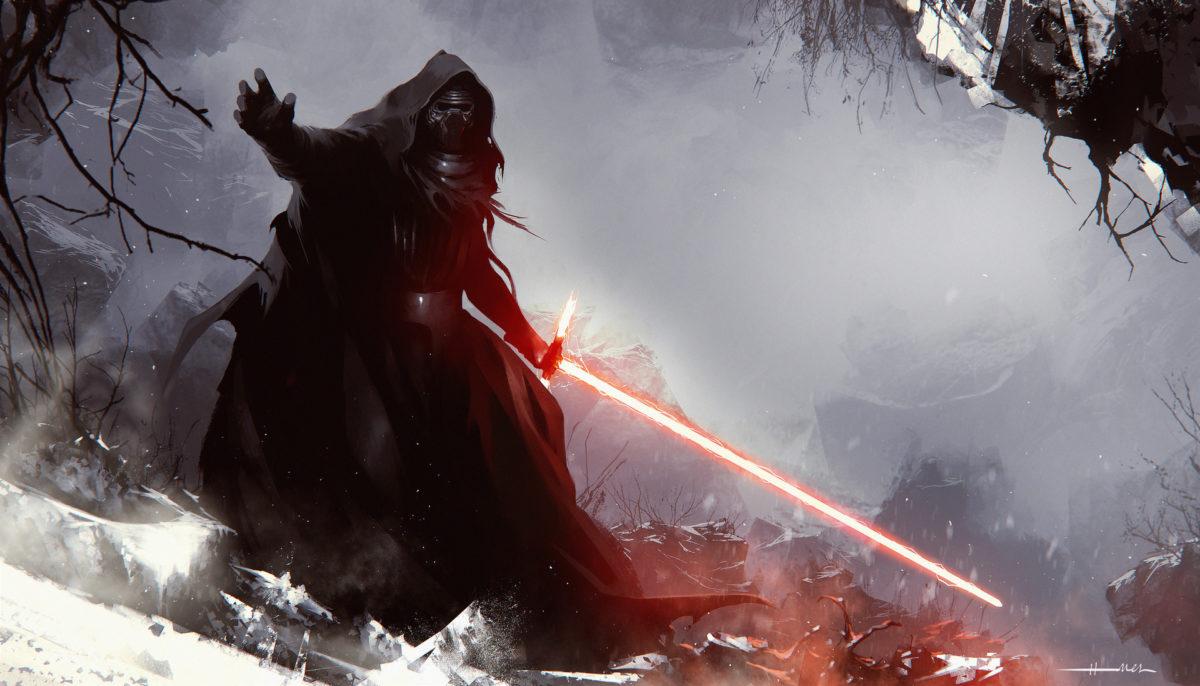 Movie Star Wars Episode Vii The Force Awakens Kylo Ren Lightsaber Star Wars Wallpaper