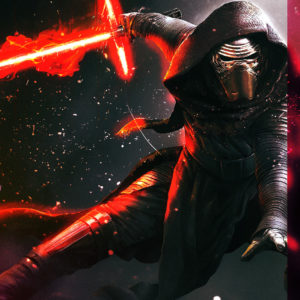 Kylo Ren Wallpaper 1920×1080