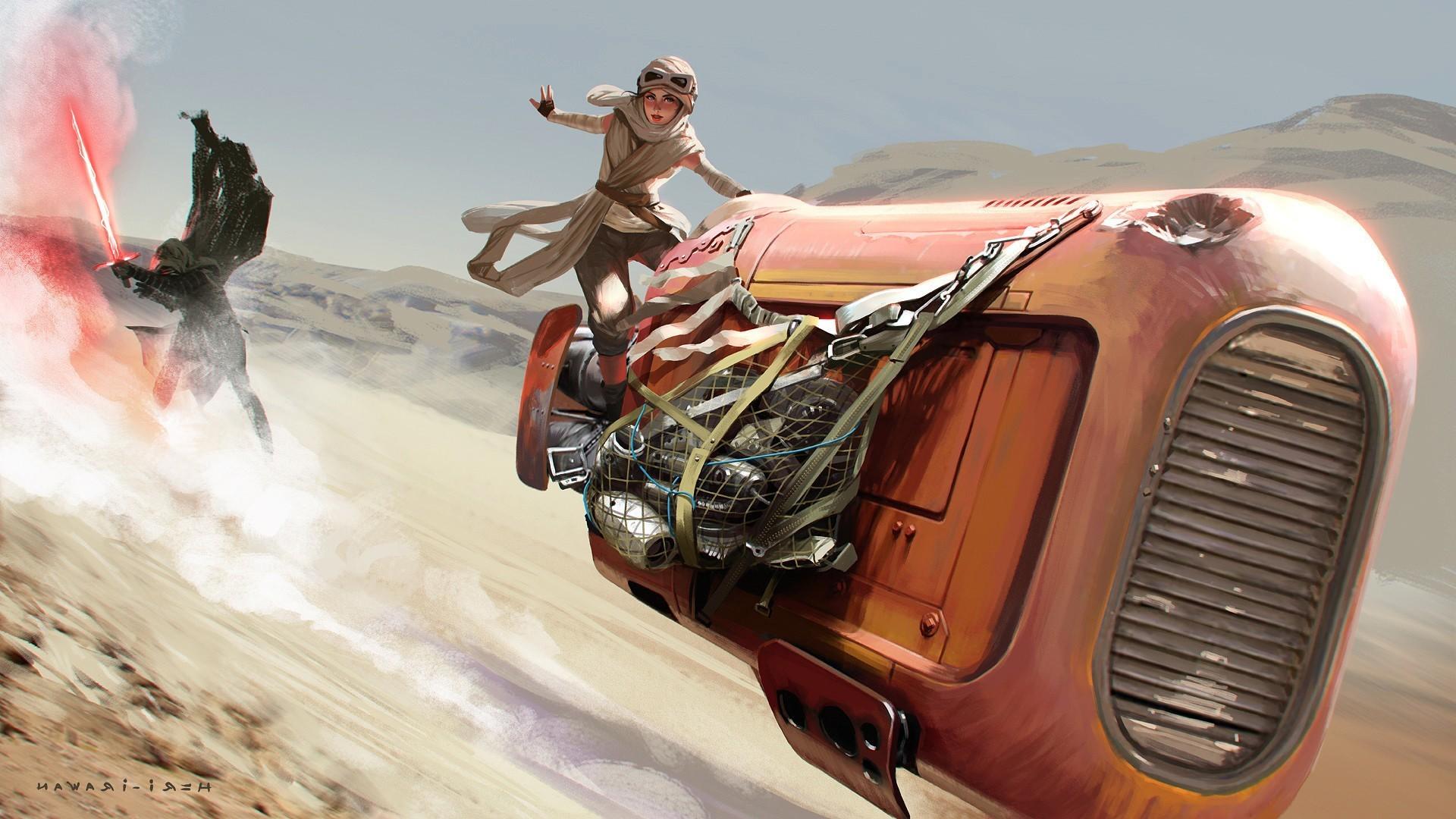 Kylo Ren Star Wars 2