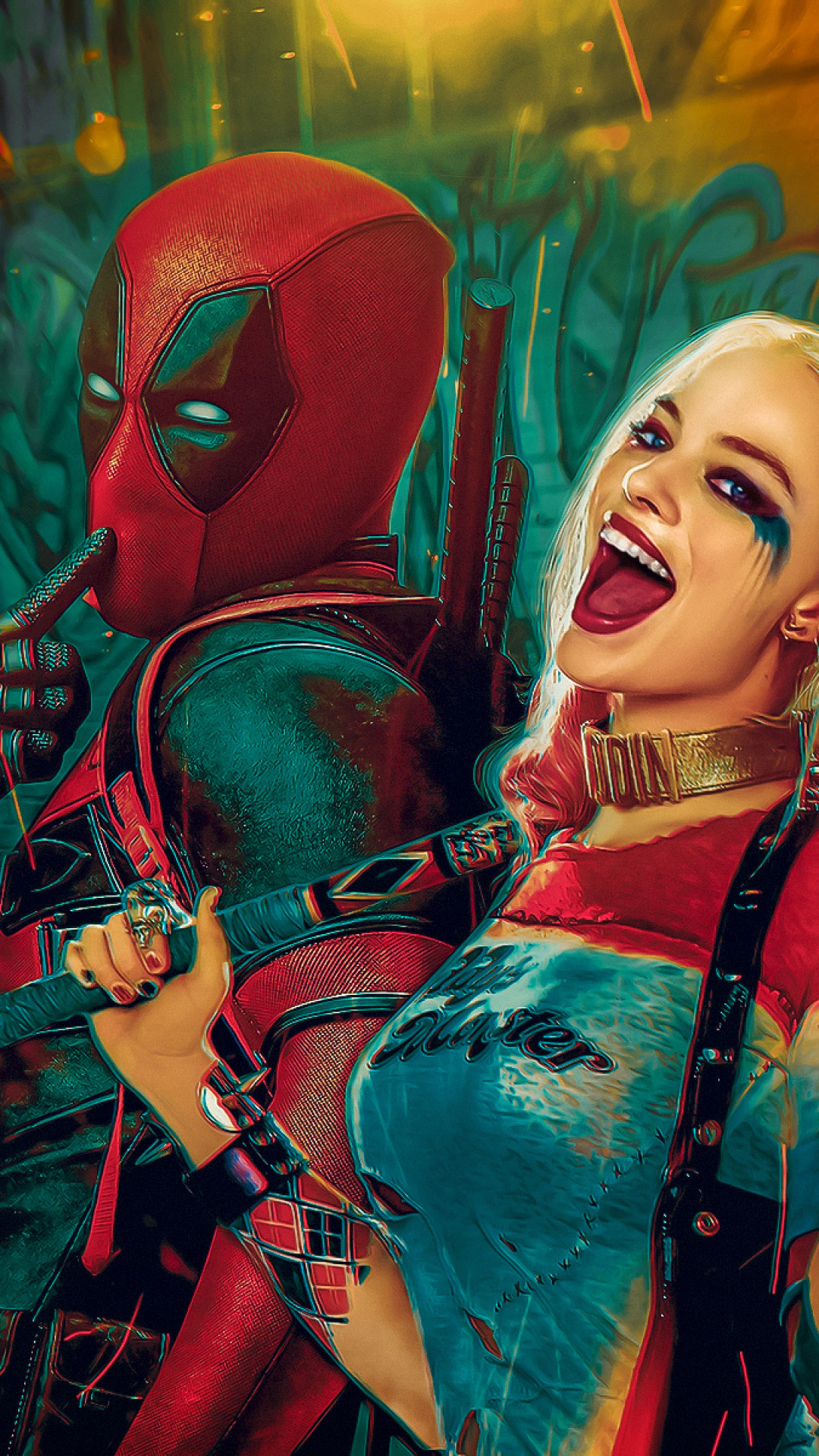 Harley Quinn Iphone 6 Wallpaper HD | Cosplay iPhone Wallpapers .