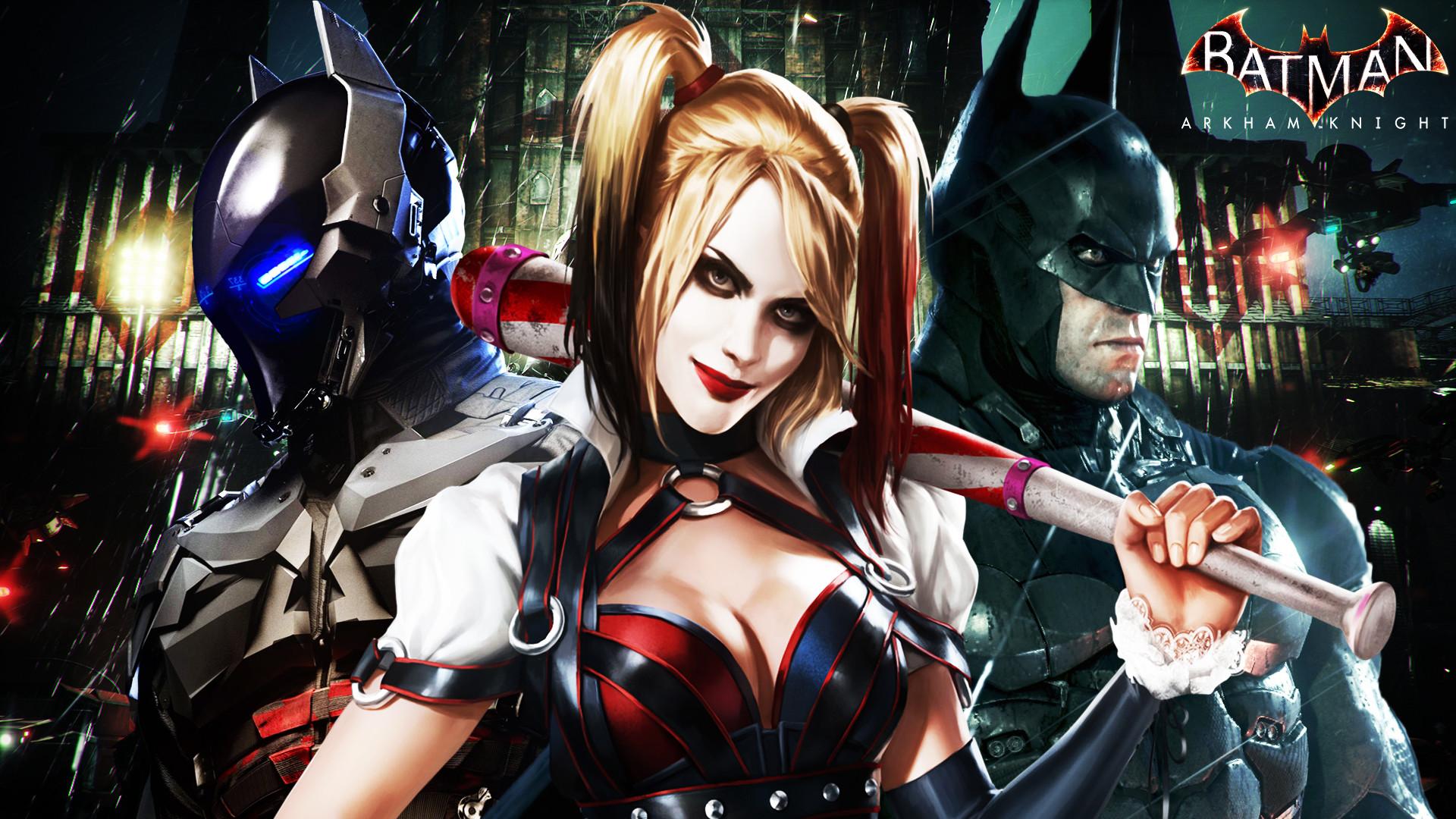 … Batman Arkham Knight HD Wallpaper-2 by RajivCR7