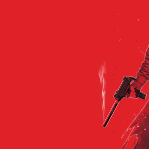 Red Hood Wallpaper HD