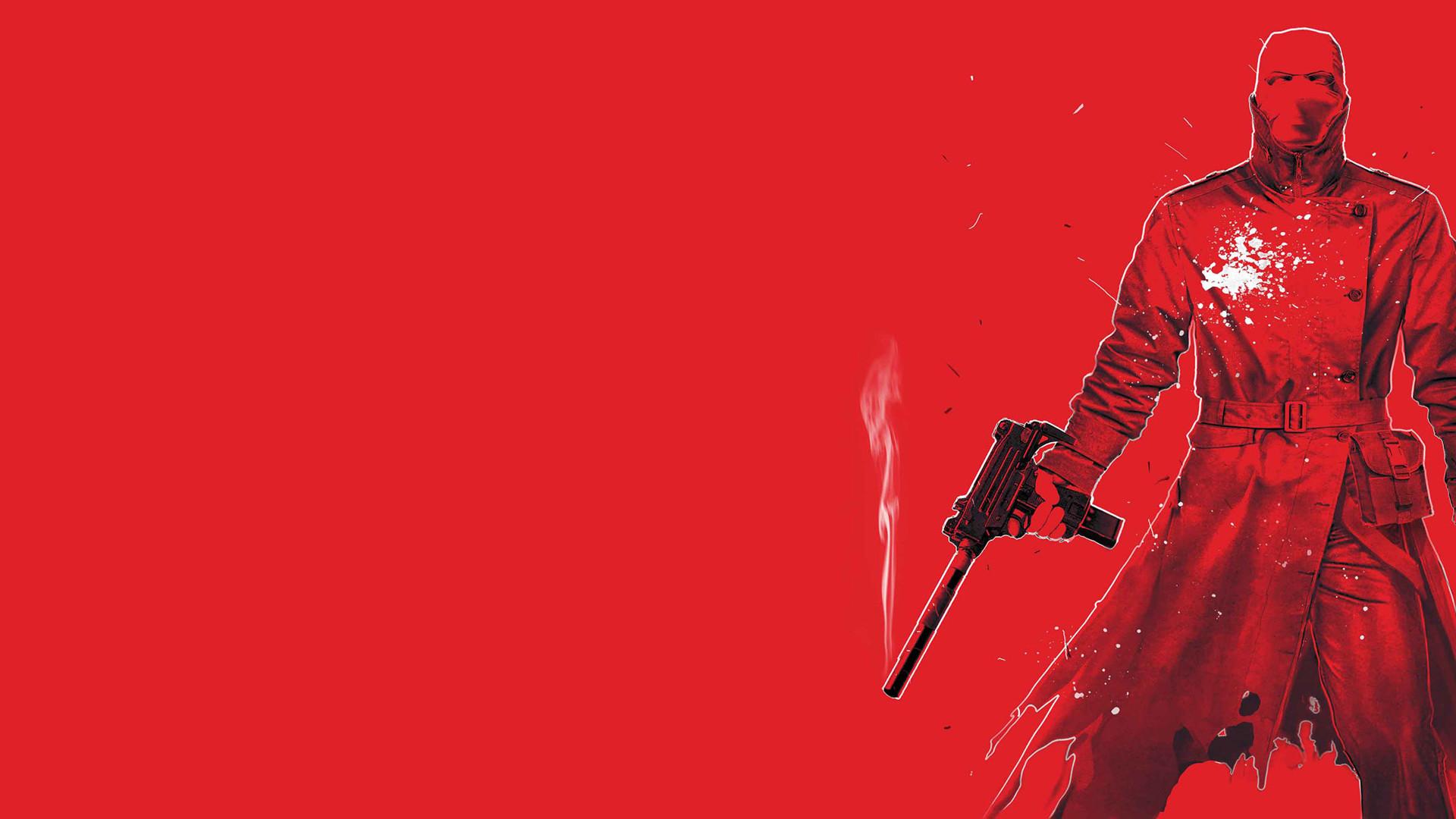 Serier – Red Hood Bakgrund