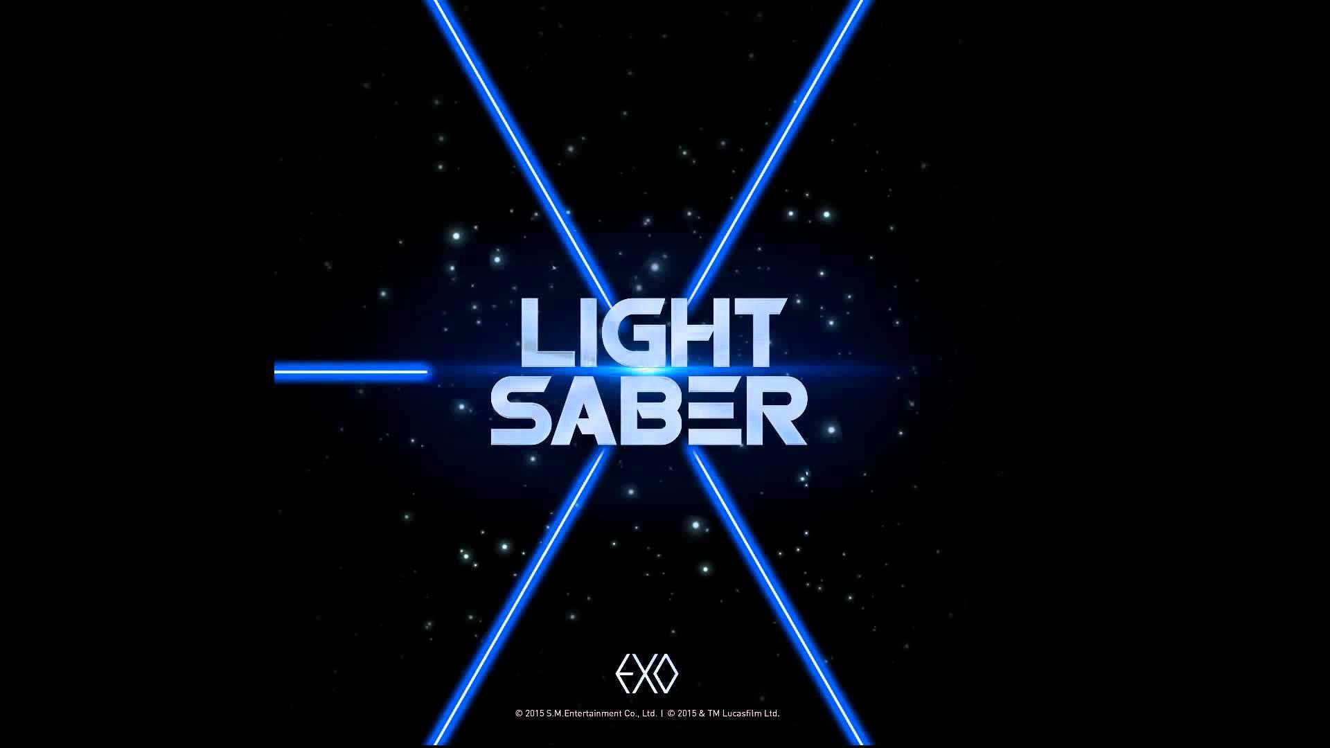 EXO – Lightsaber (Full version)