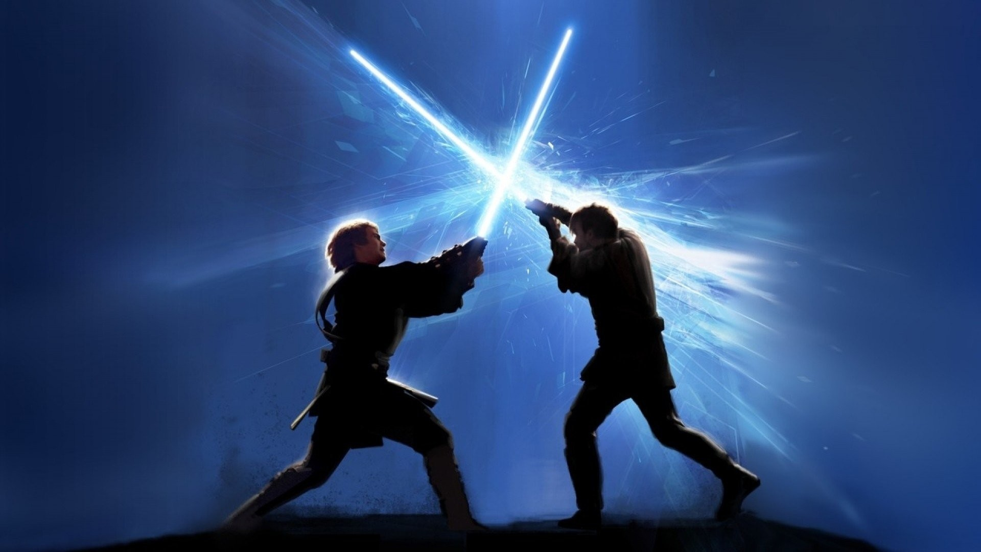 Movie – Star Wars Episode III: Revenge of the Sith Lightsaber Wallpaper