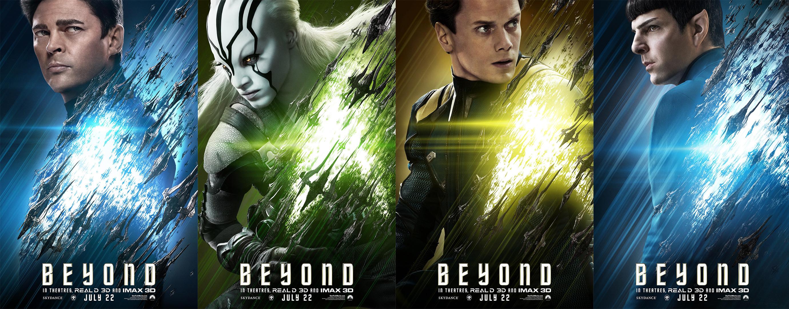 Wallpapers Star Trek: Más allá, fondos Star Trek Beyond gratis