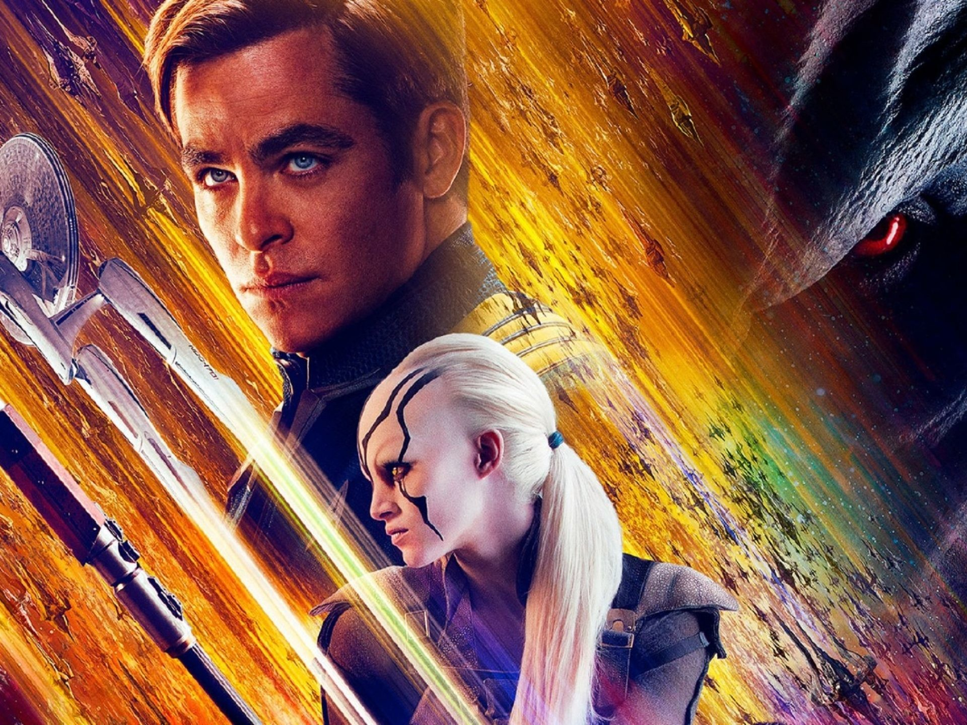 Star Trek Beyond 2016 Poster