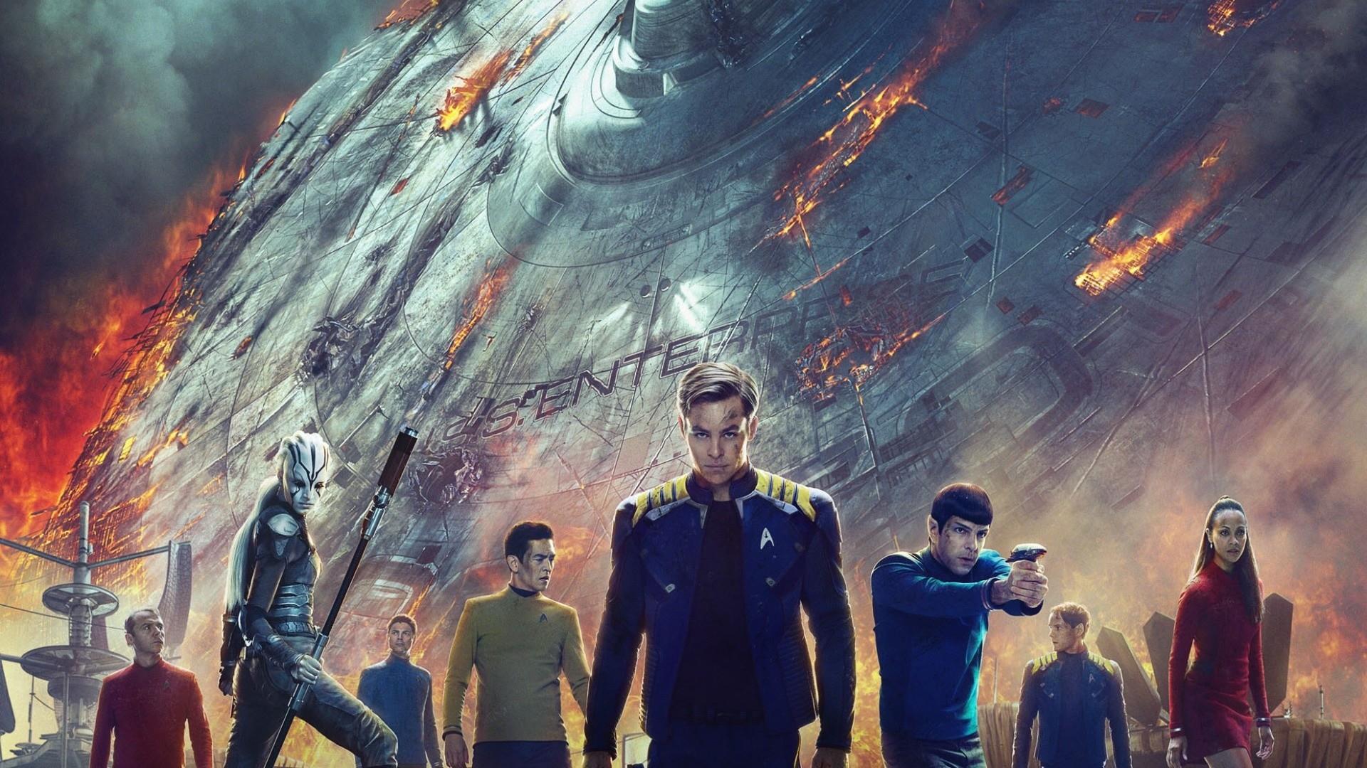 Star Trek Beyond All Characters