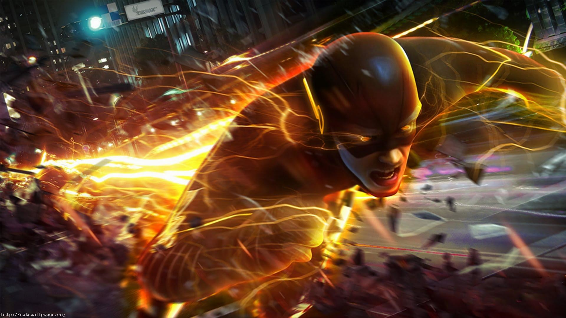 The Flash Wallpaper HD