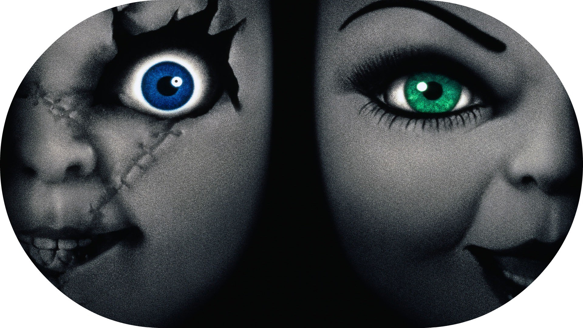 bride of chucky 2 images Chucky and Tiffany HD wallpaper and background  photos