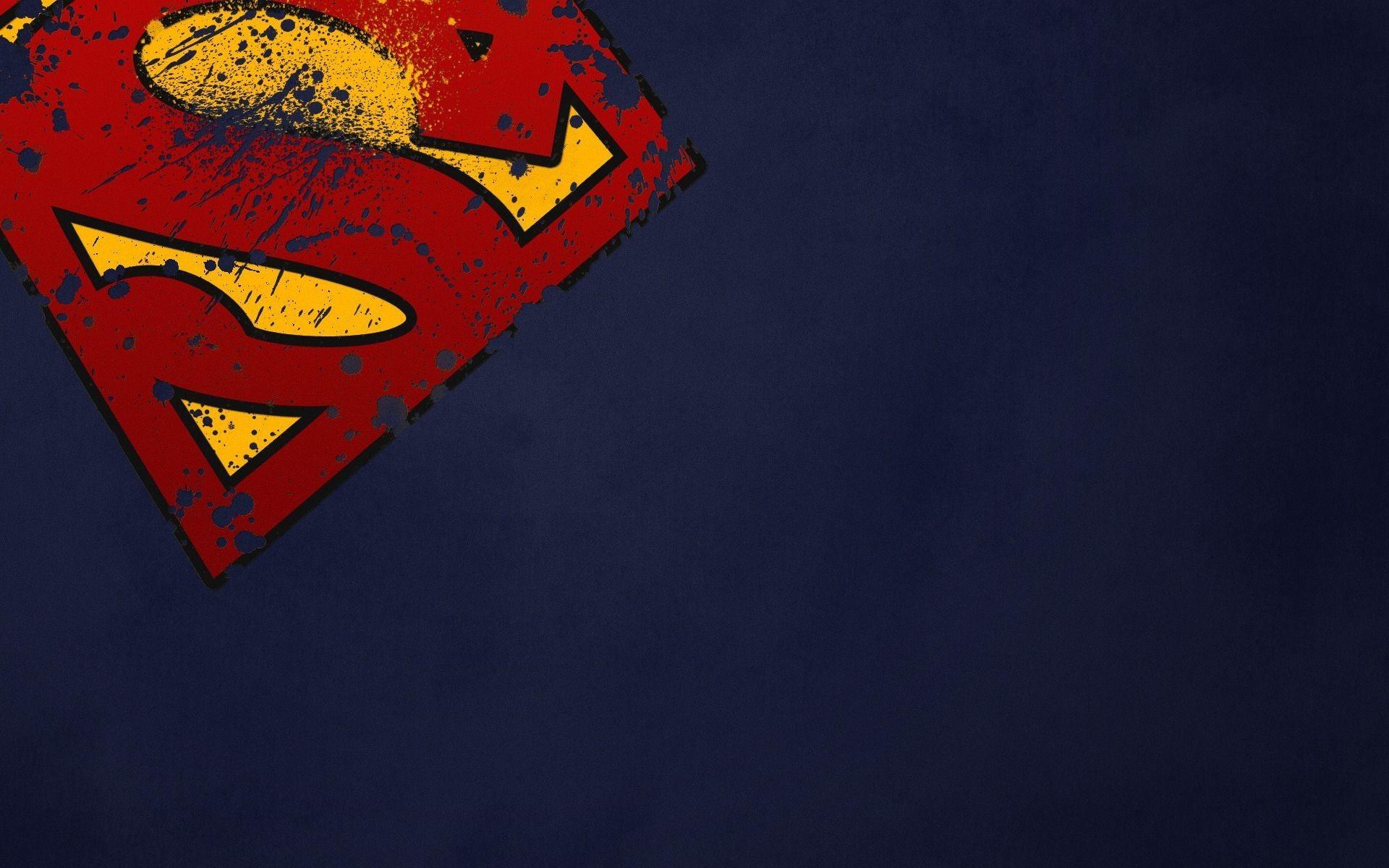 Superman Logo Wallpaper Full Hd