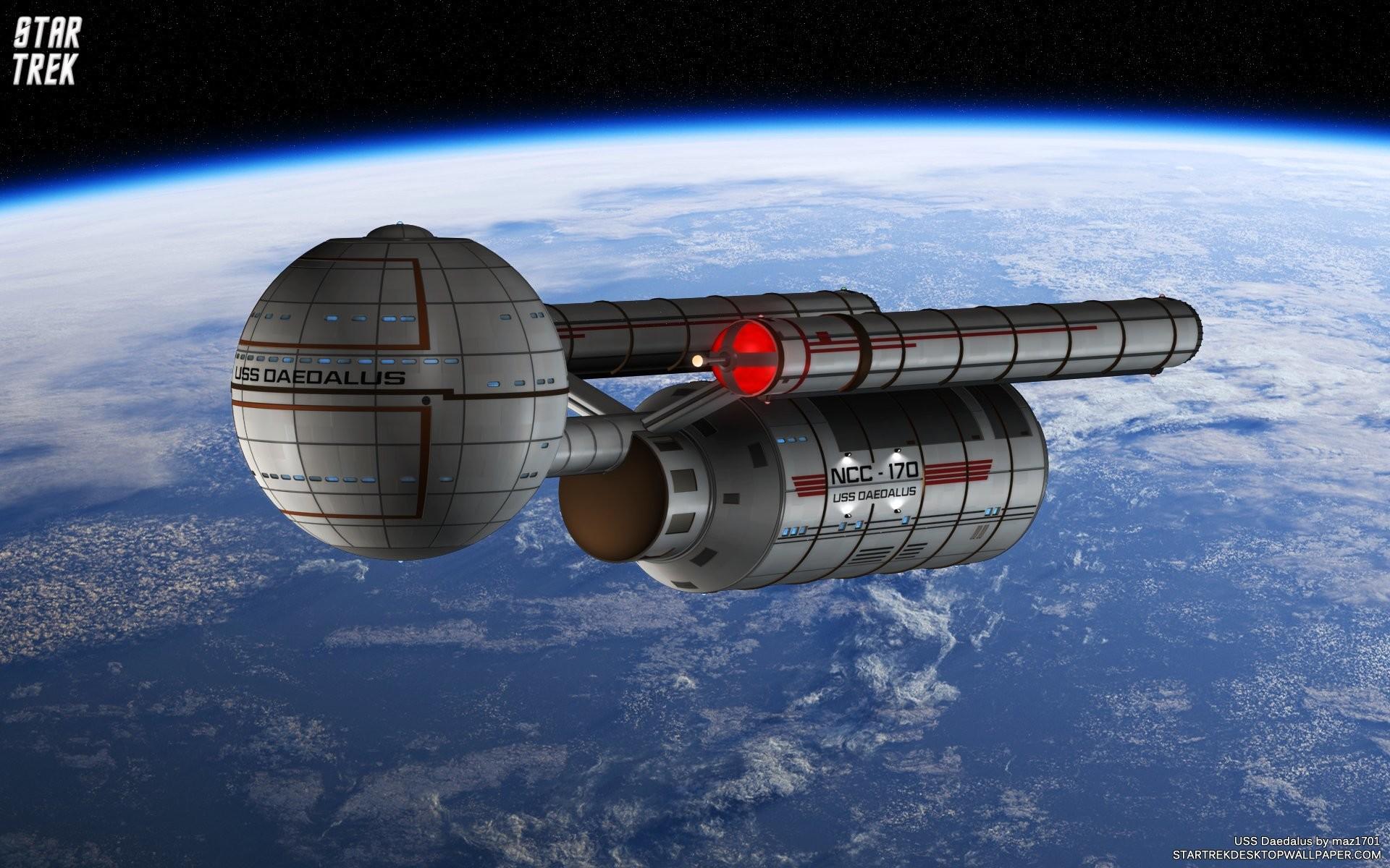 Uss Daedalus Star Trek …