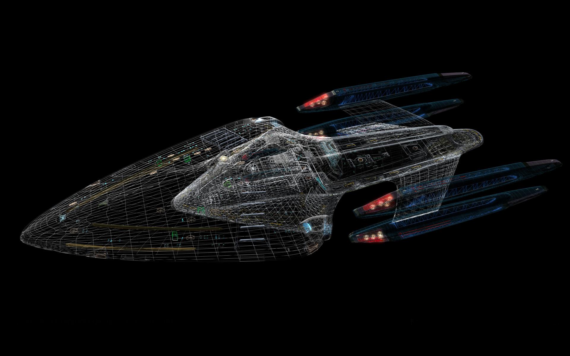 … Prometheus – Star Trek HD Wallpaper 1920×1200