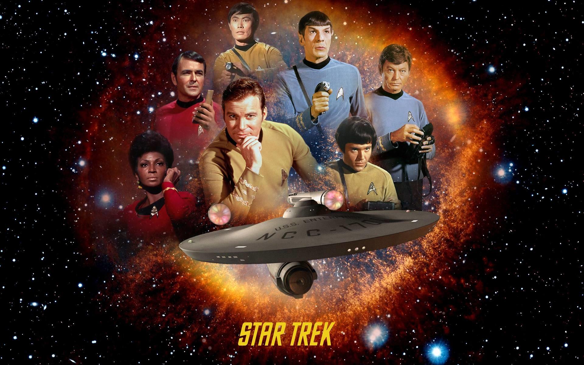 Star Trek The Original Series by 1darthvader on DeviantArt