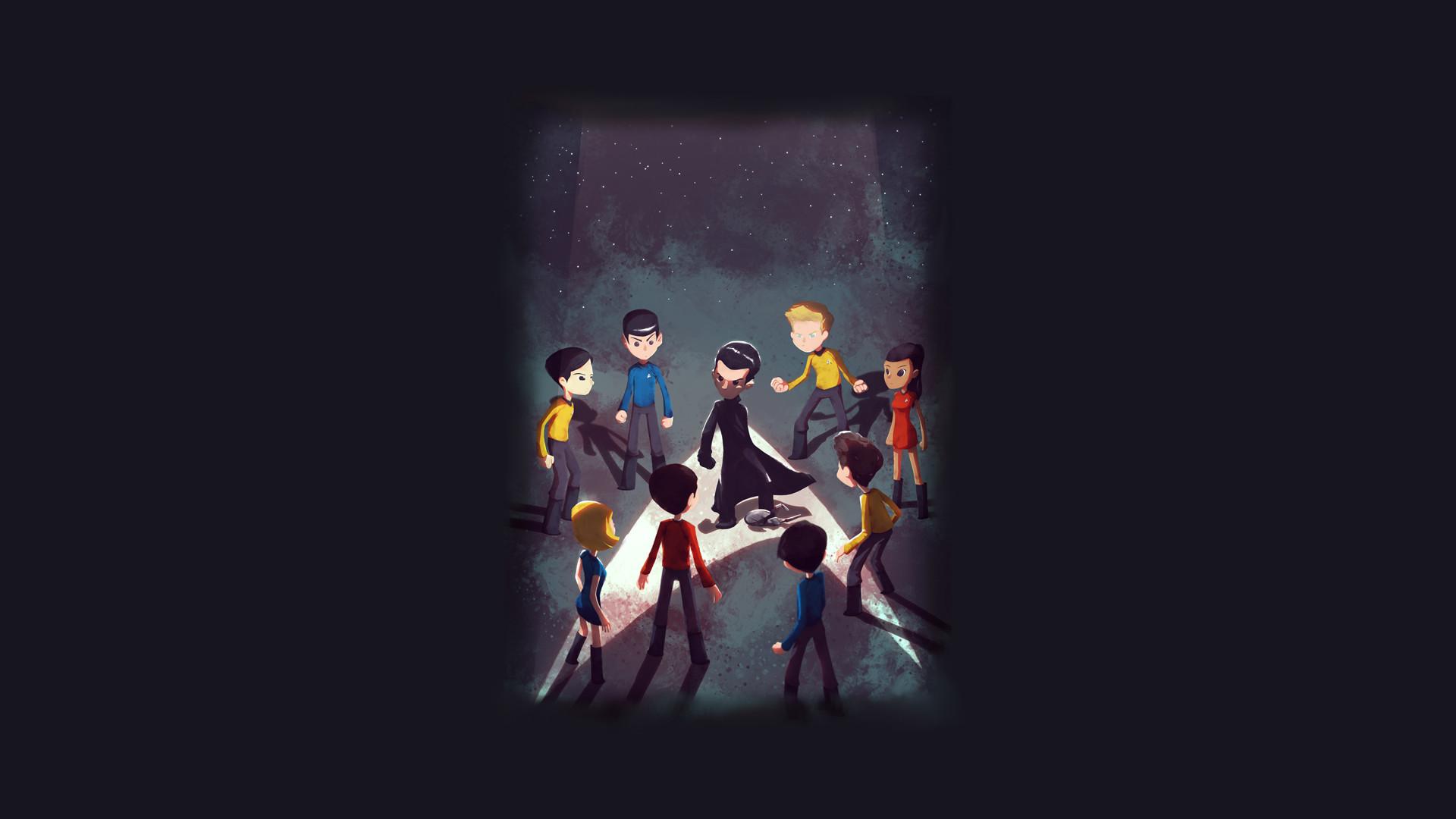 Funny Star Trek Wallpaper