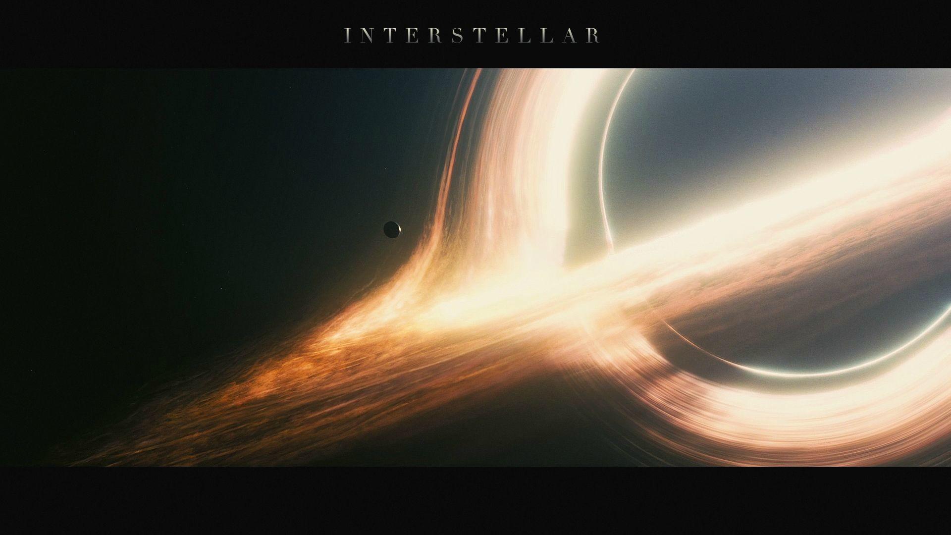 Gargantua Interstellar Black Hole Wallpaper HD – Pics about space