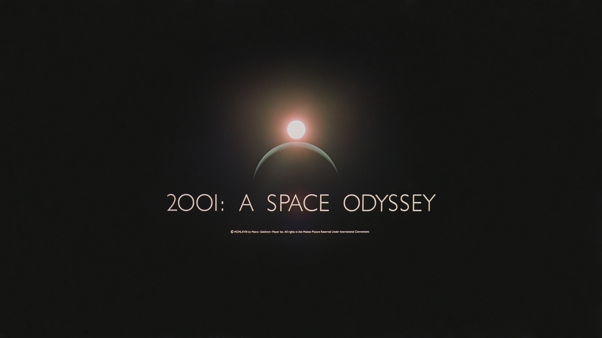 2001: A Space Odyssey, Movies. Interstellar (movie), Gargantua, Black Holes  Wallpaper HD