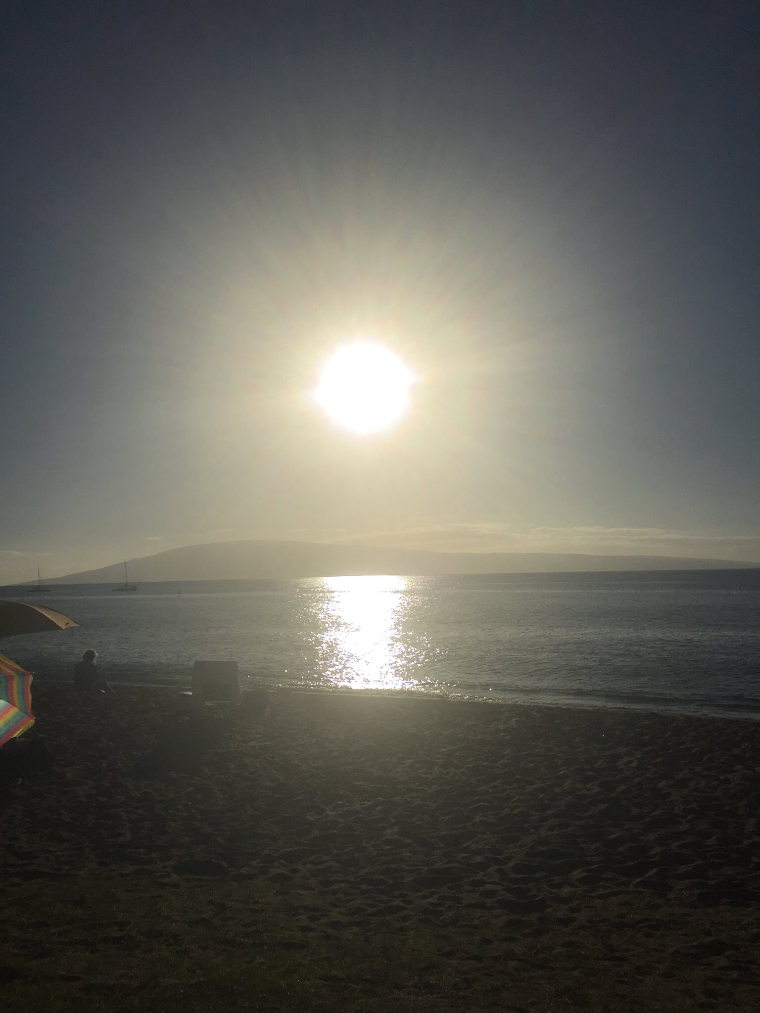 My Uncle's pic from Maui reminded me of Gargantua …