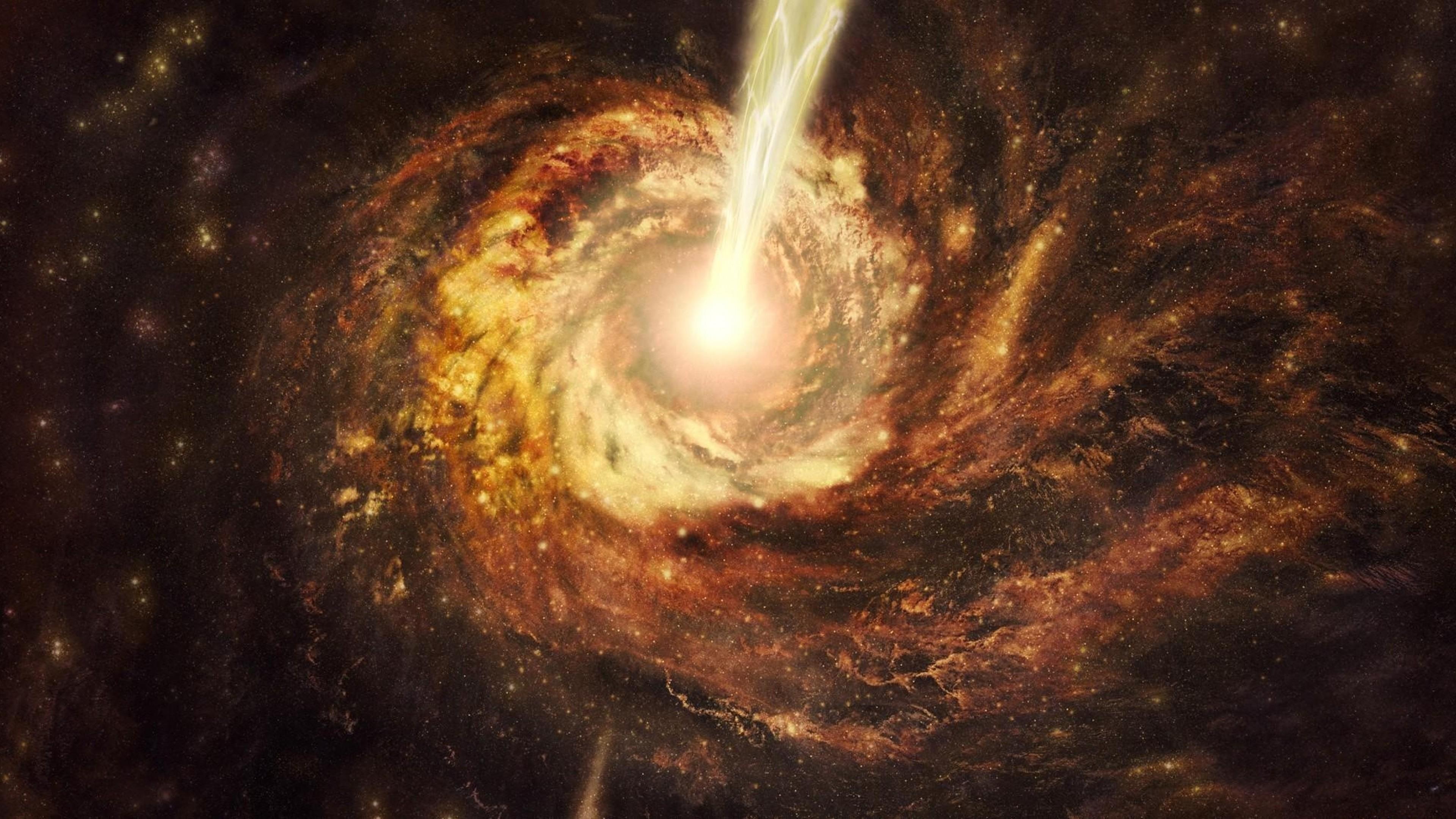 Interstellar Black Hole HD Wallpaper x ID