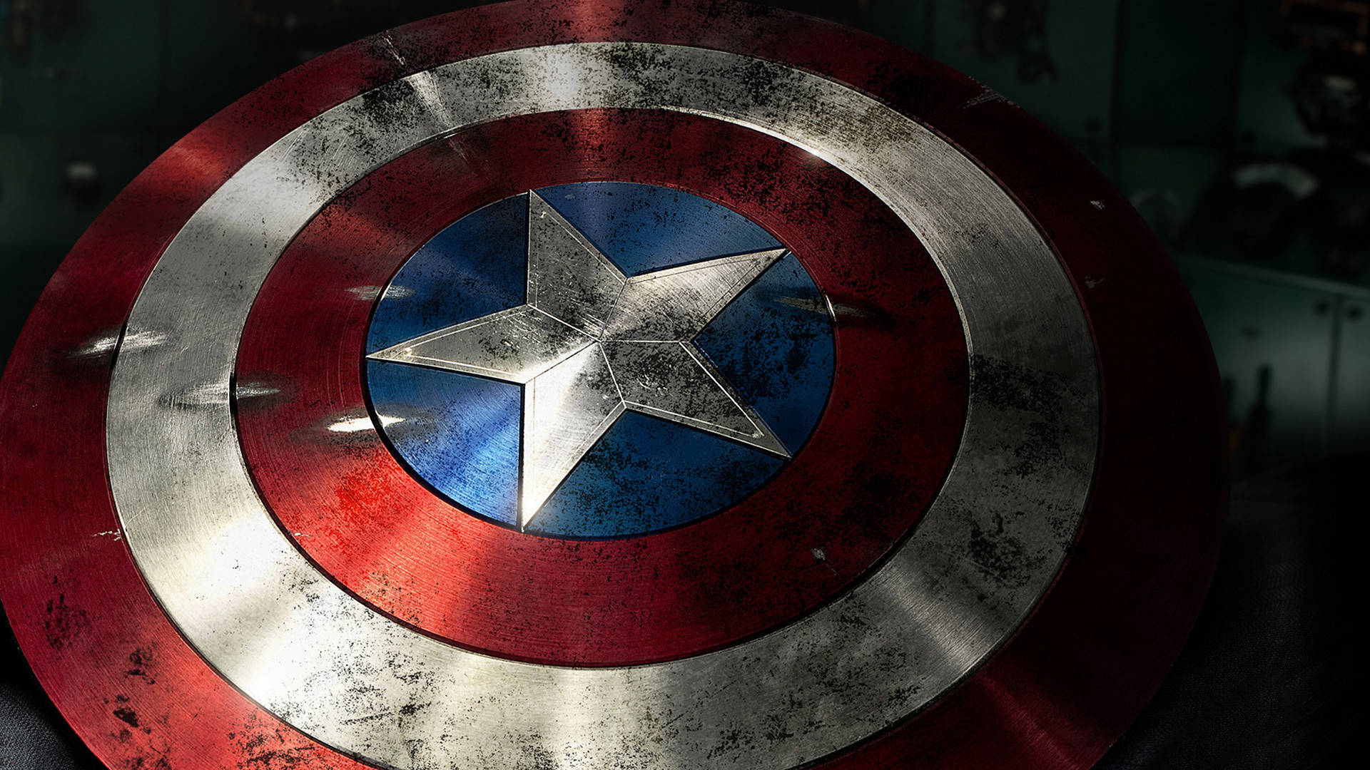 Shield of Captain America