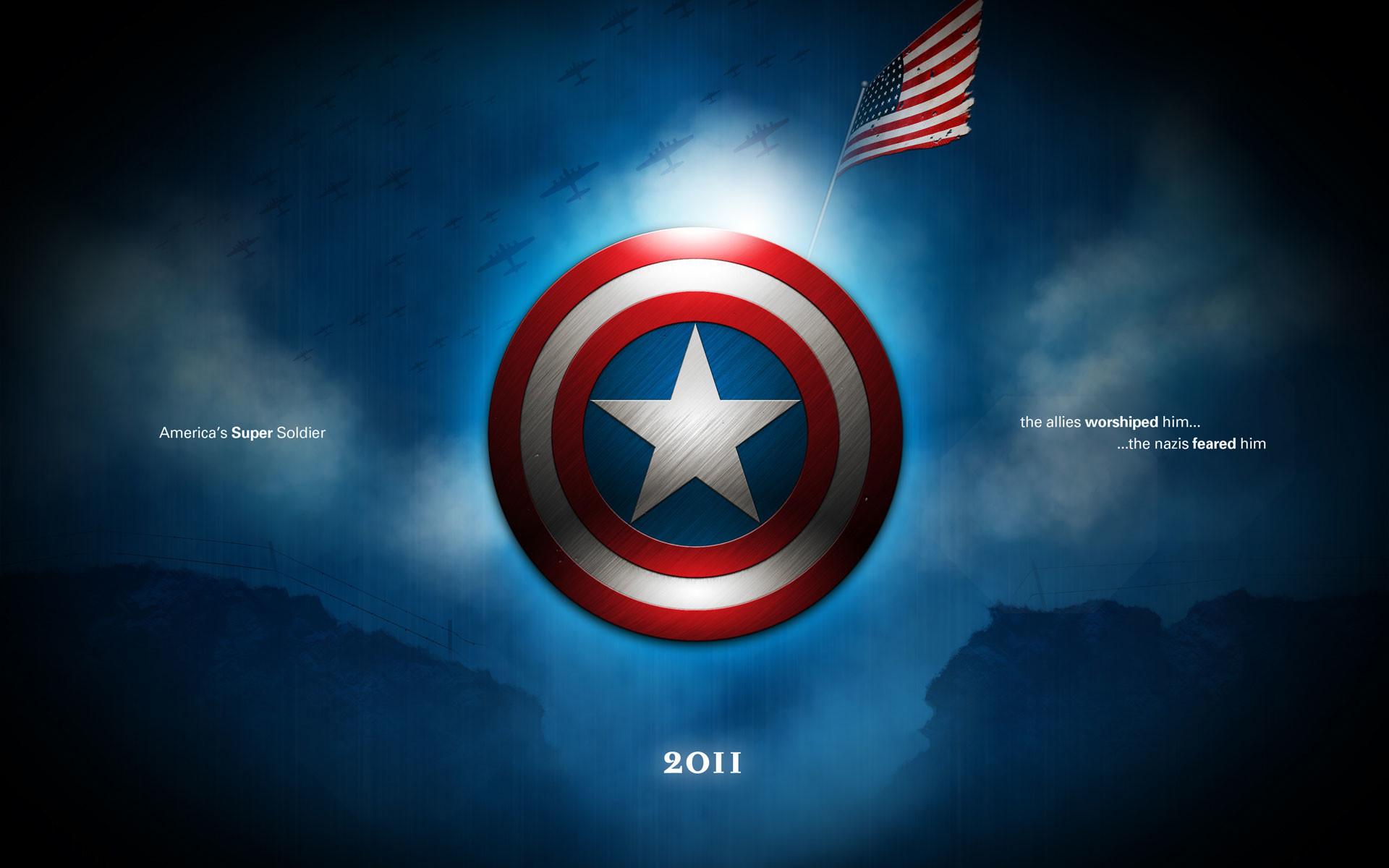 Captain America Shield Desktop HD Wallpapers 4278 – HD Wallpapers Site