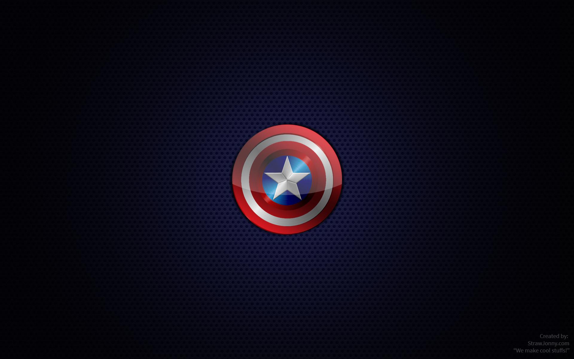 Captain America shield HD Wallpaper | Wallpapers | Pinterest | Captain  america shield and Hd wallpaper