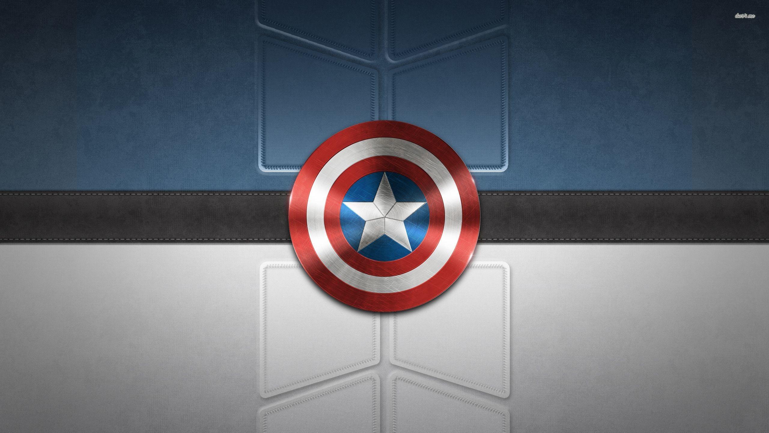 Captain America: The First Avenger shield wallpaper – Movie .