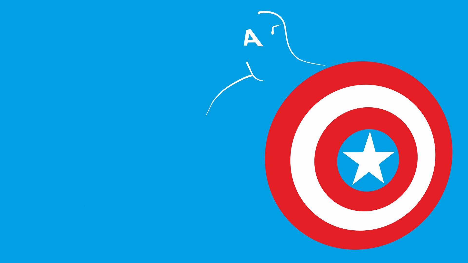 28 HD Captain America Desktop Wallpapers For Free Download