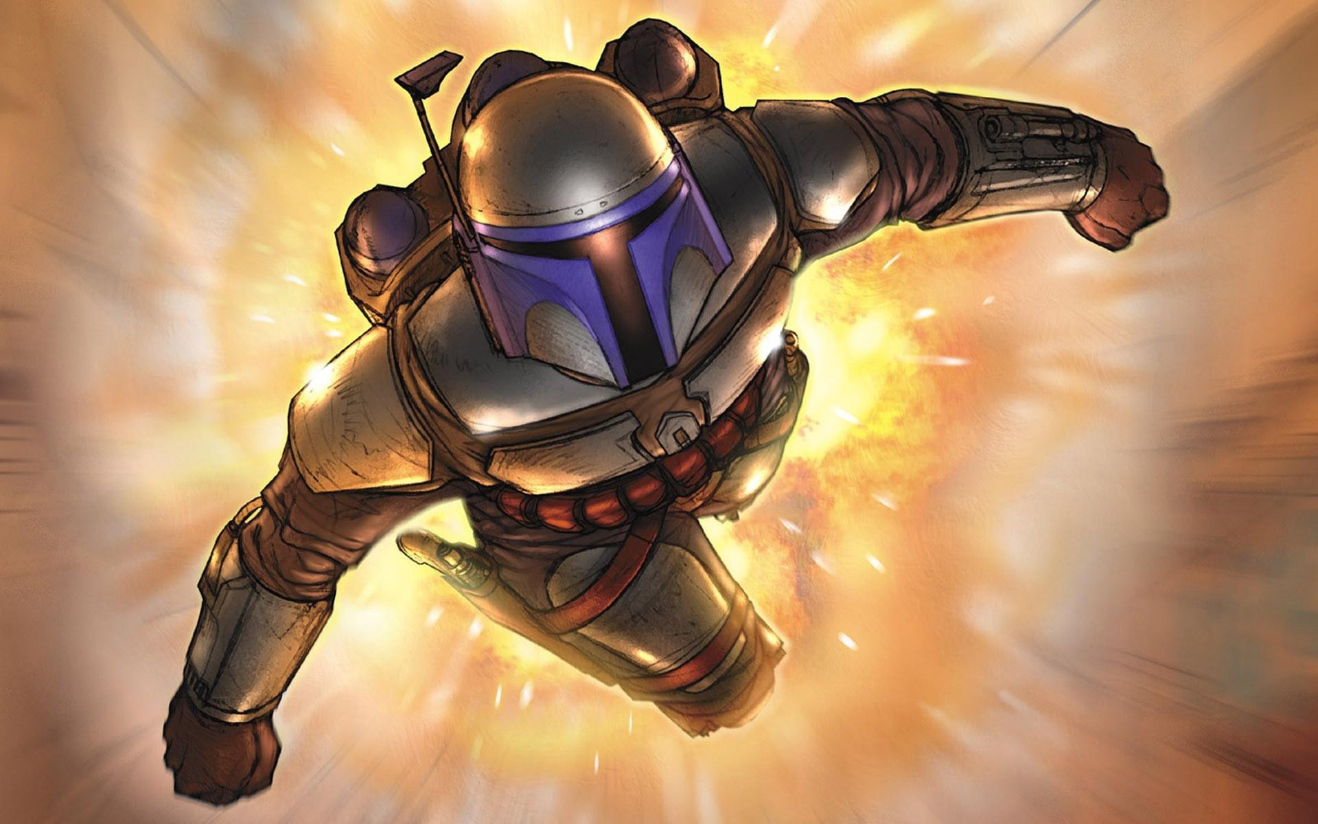 Star Wars – Boba Fett Wallpaper by desktop.freewallpaper4.me