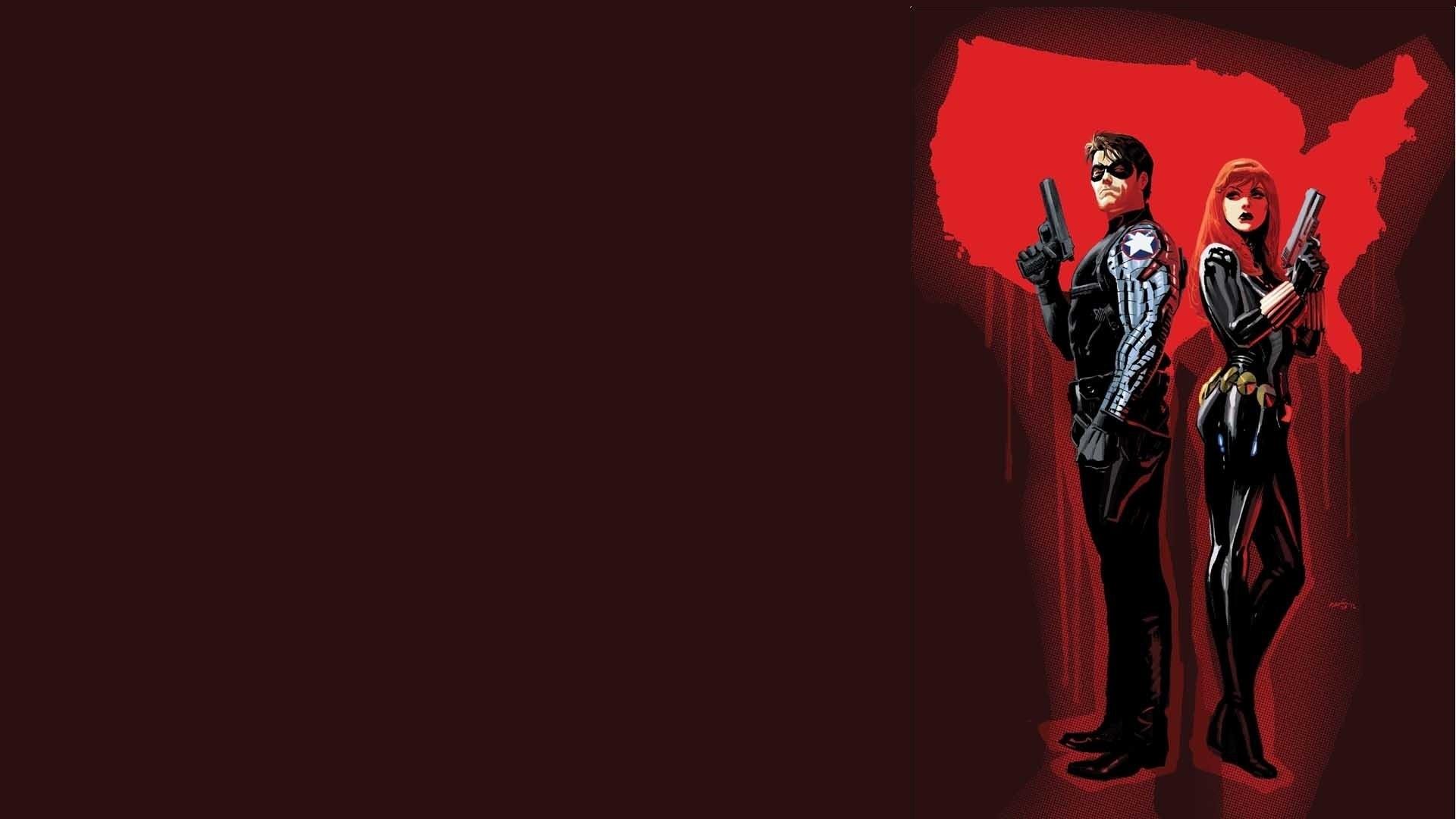 HD Wallpaper   Background ID:465425. Comics Captain America: The Winter  Soldier