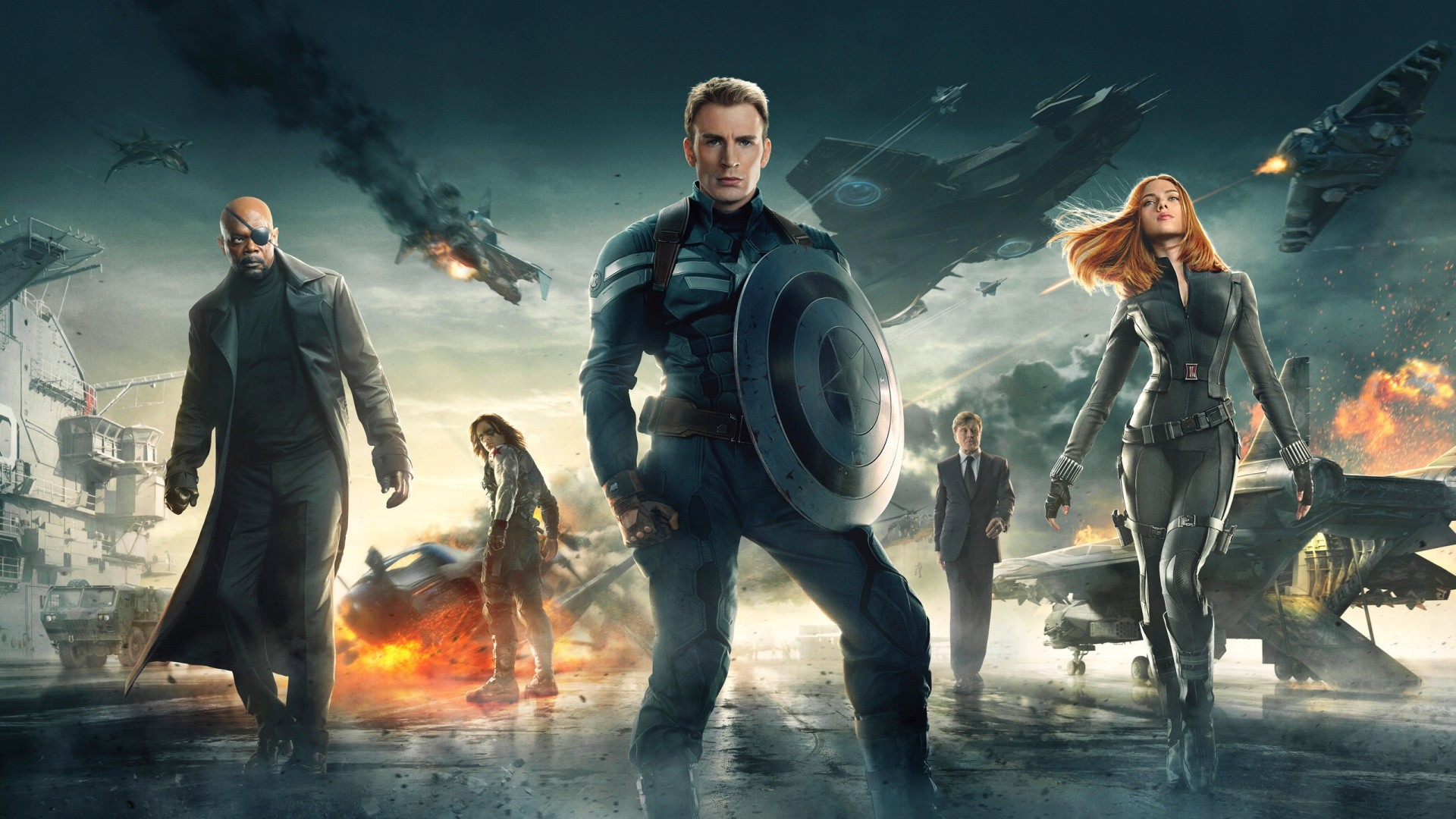 Marvel Live-action Movies images captain america winter soldier HD wallpaper  and background photos