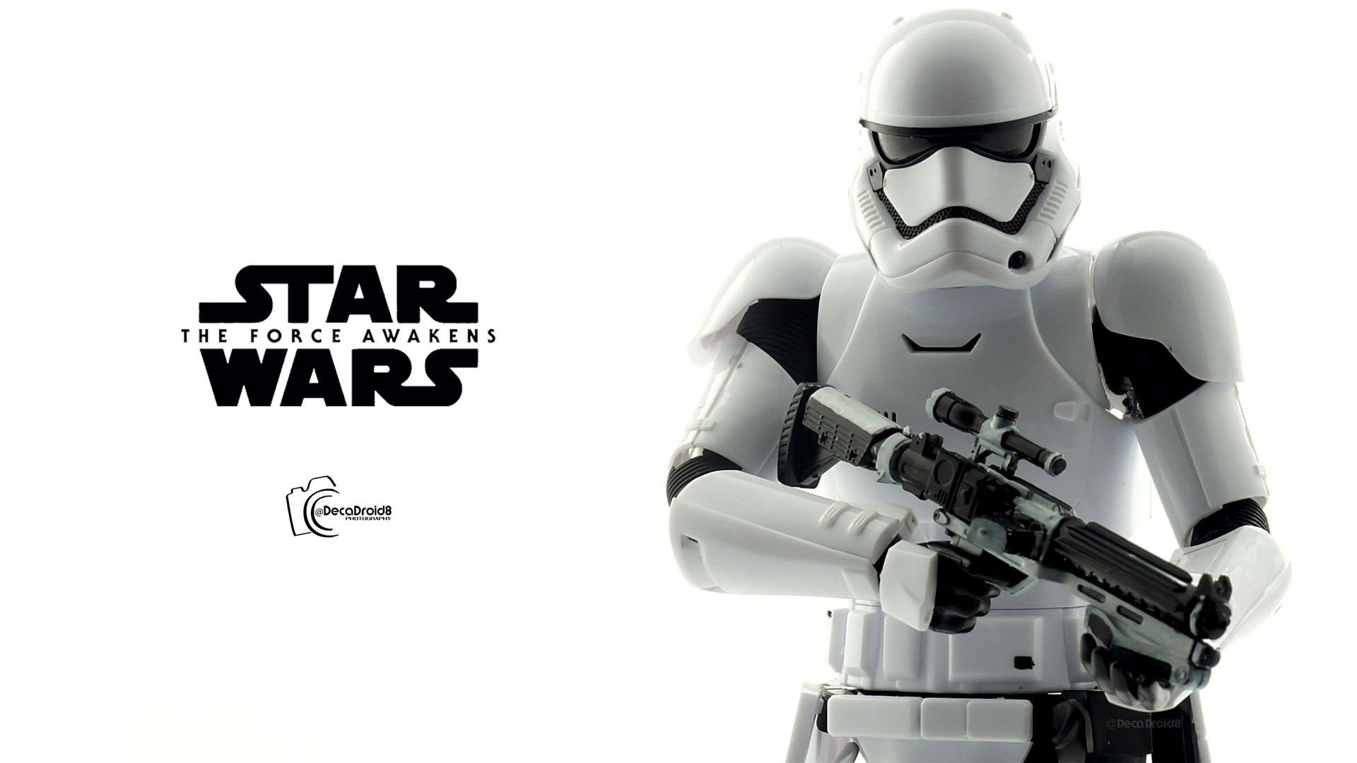 … BANDAI 1/12 STAR WARS First Order StormTrooper by decadroid8