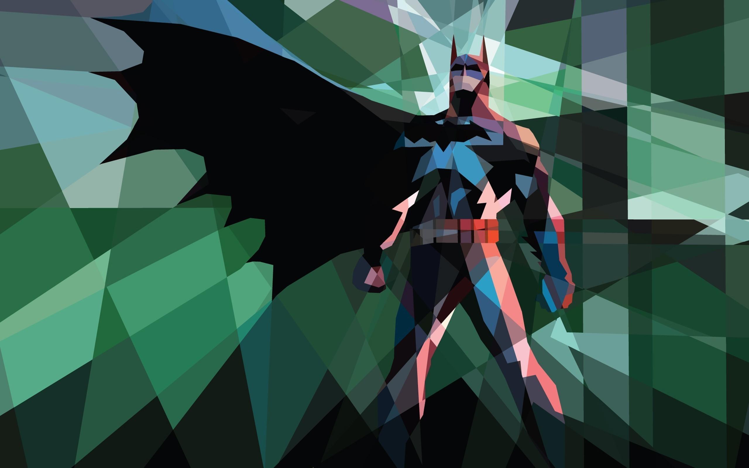Polygon Batman wallpaper – 1034148