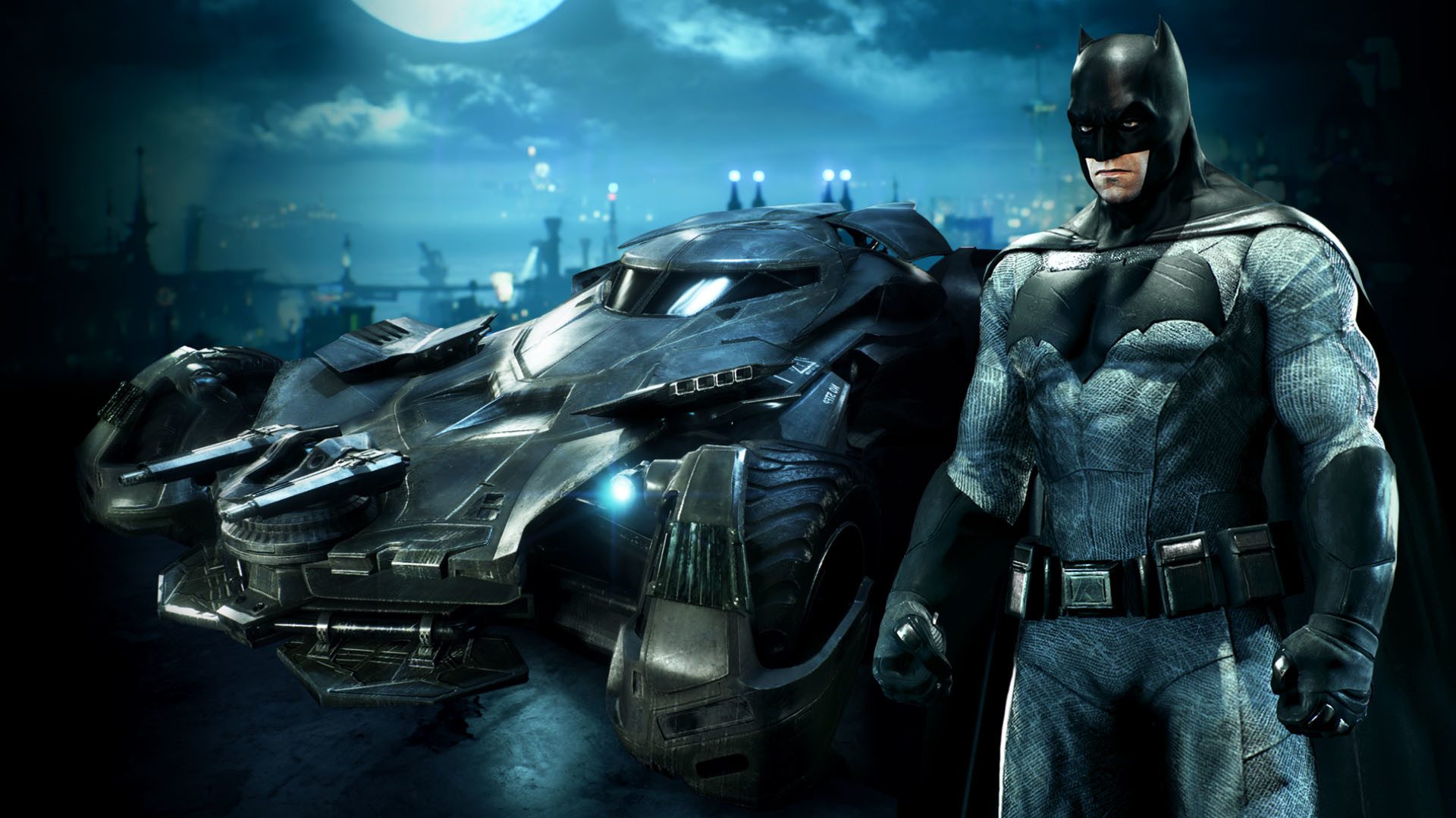 "Batman v Superman Batmobile Pack. """