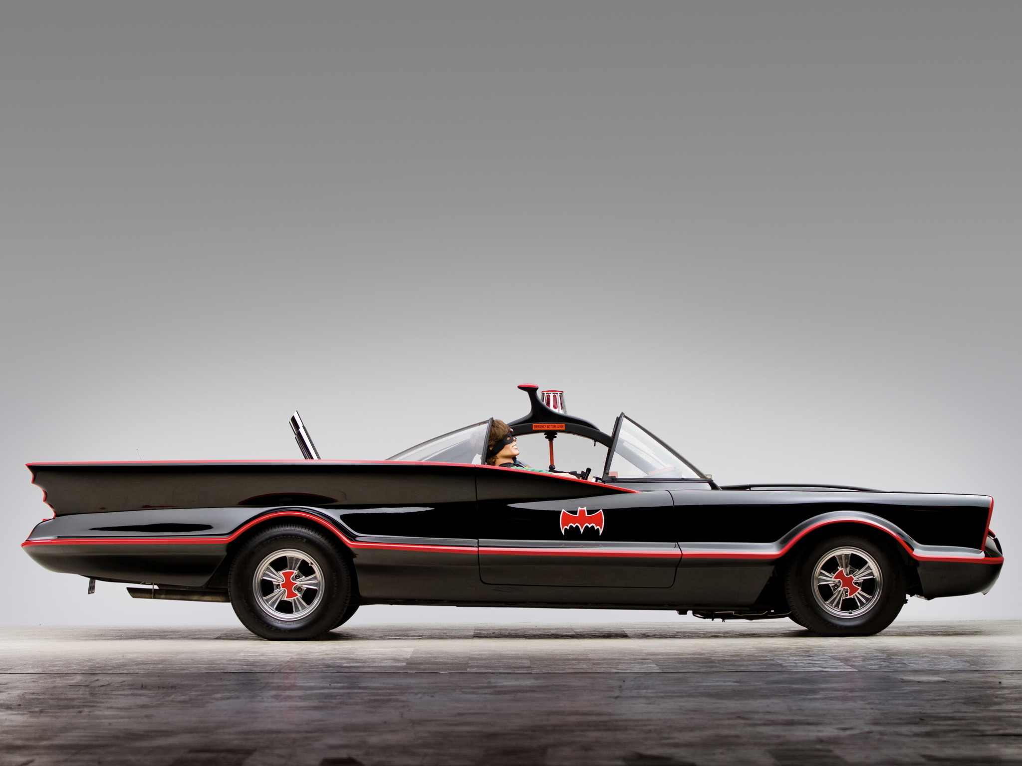 Lincoln Futura Batmobile