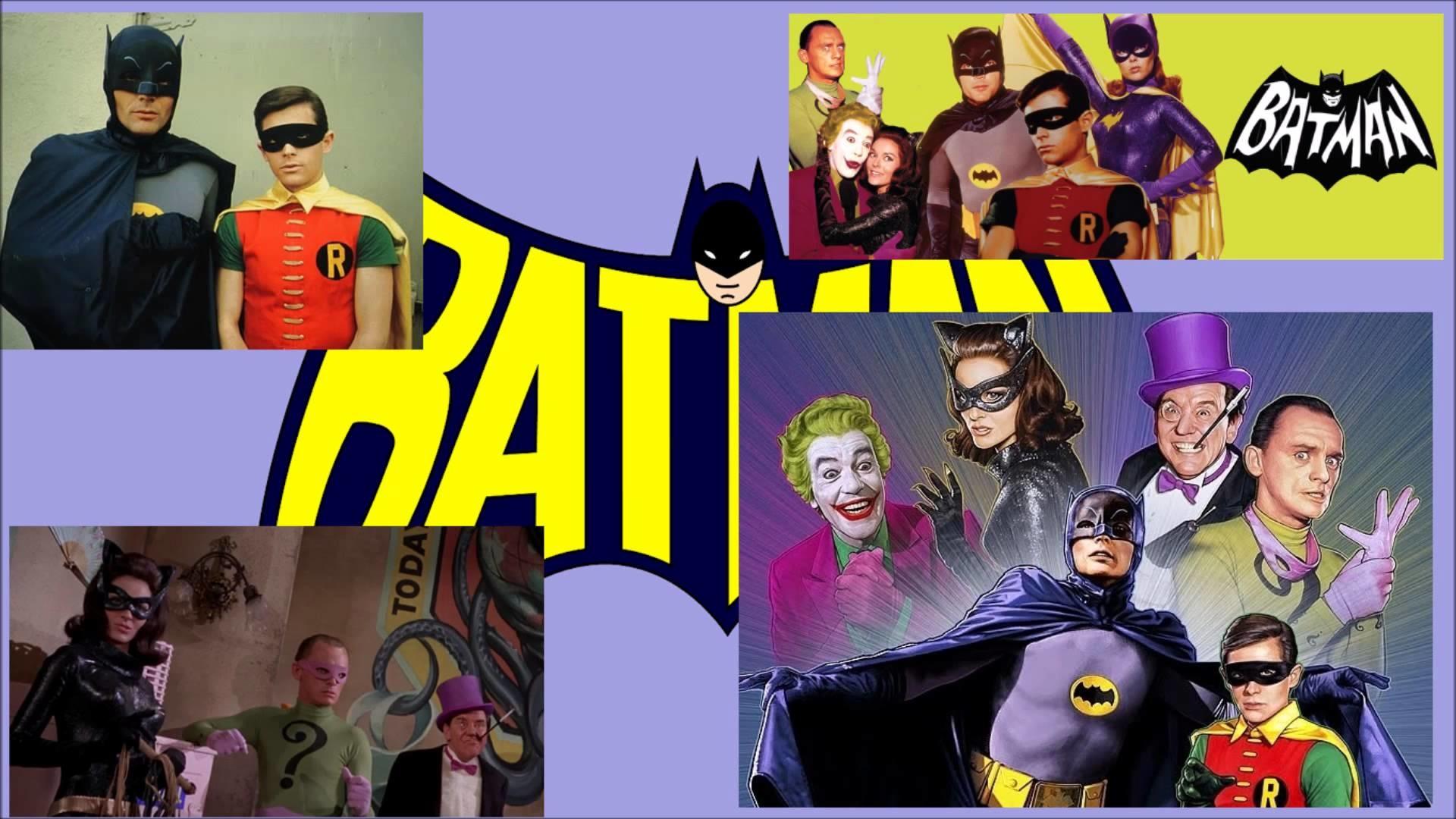 batman 1966 tv theme