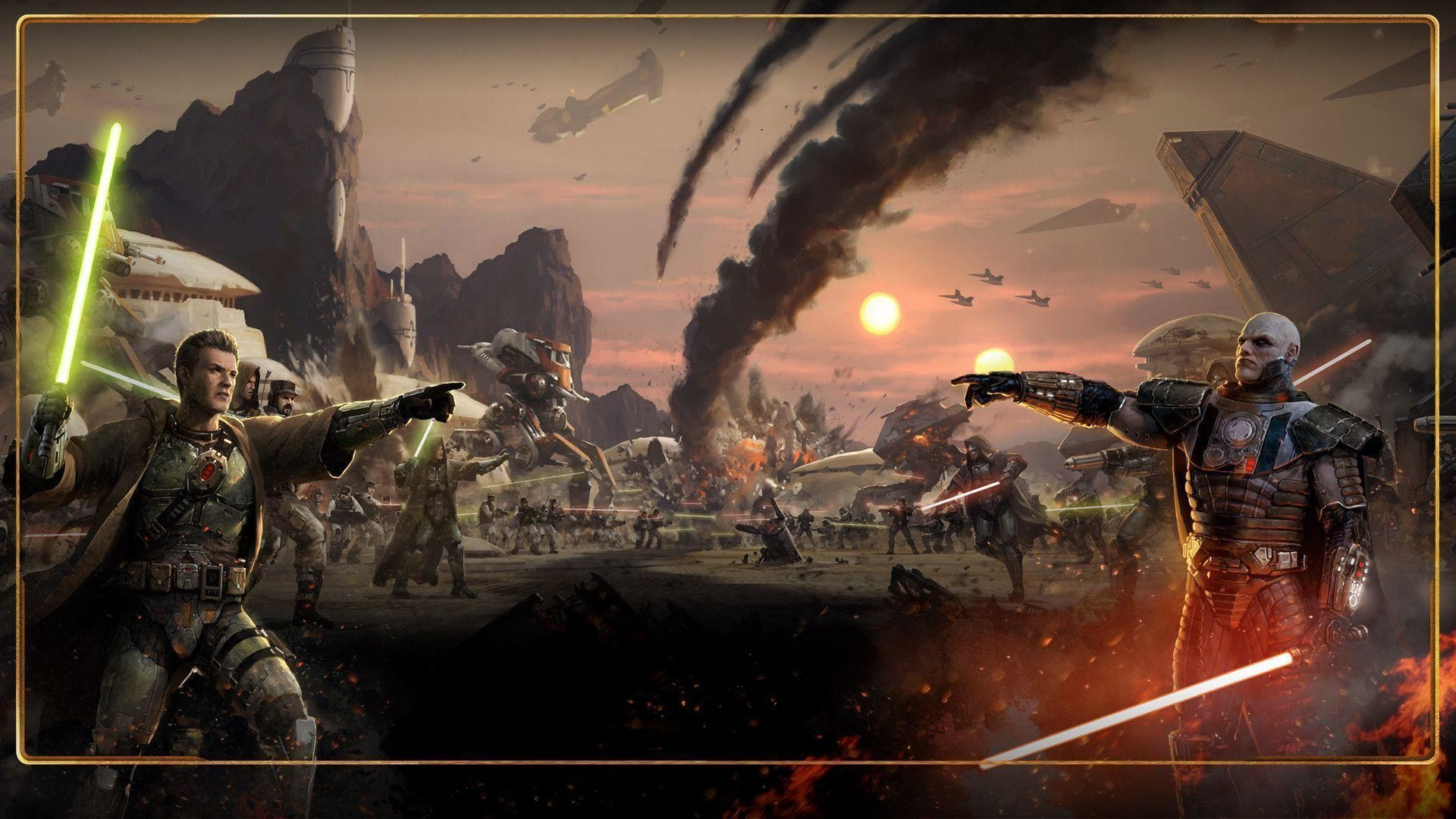Images For > Swtor Wallpaper Jedi