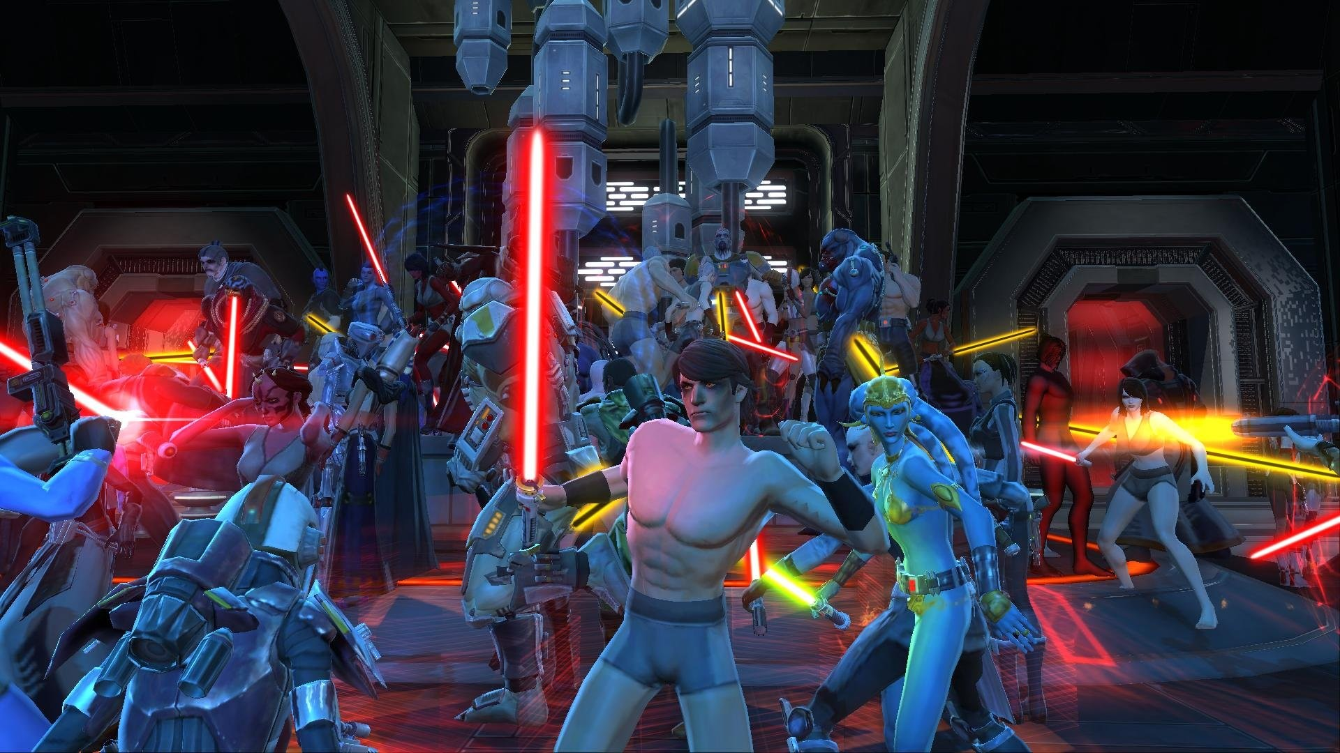 STAR WARS OLD REPUBLIC mmo rpg swtor fighting sci-fi wallpaper      518846   WallpaperUP