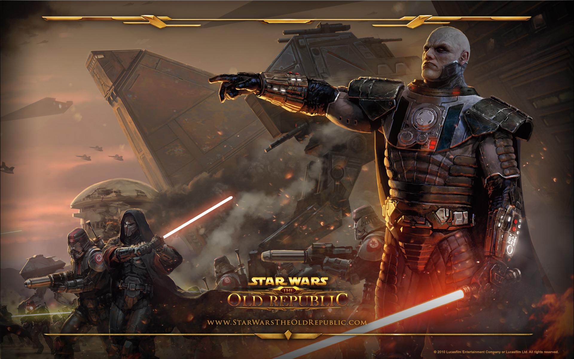 <b>Star Wars</b>: The Old <b>Republic