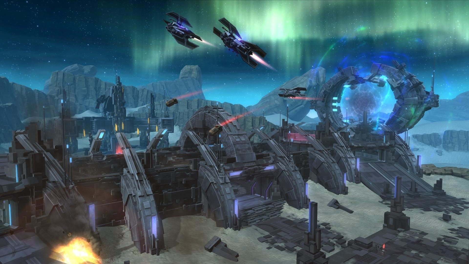 Swtor Goes Back >