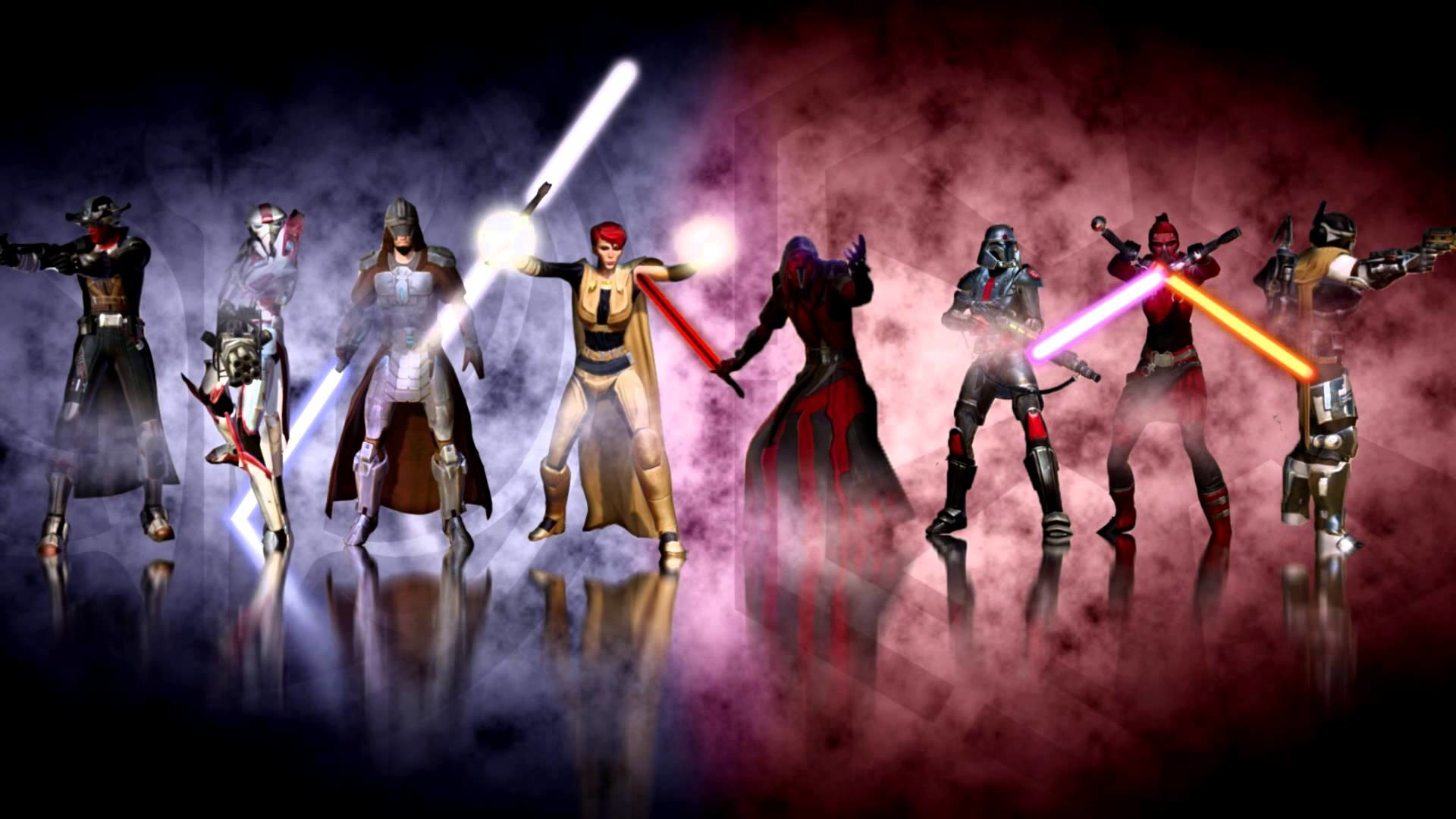 SWTOR – Gather your Allies