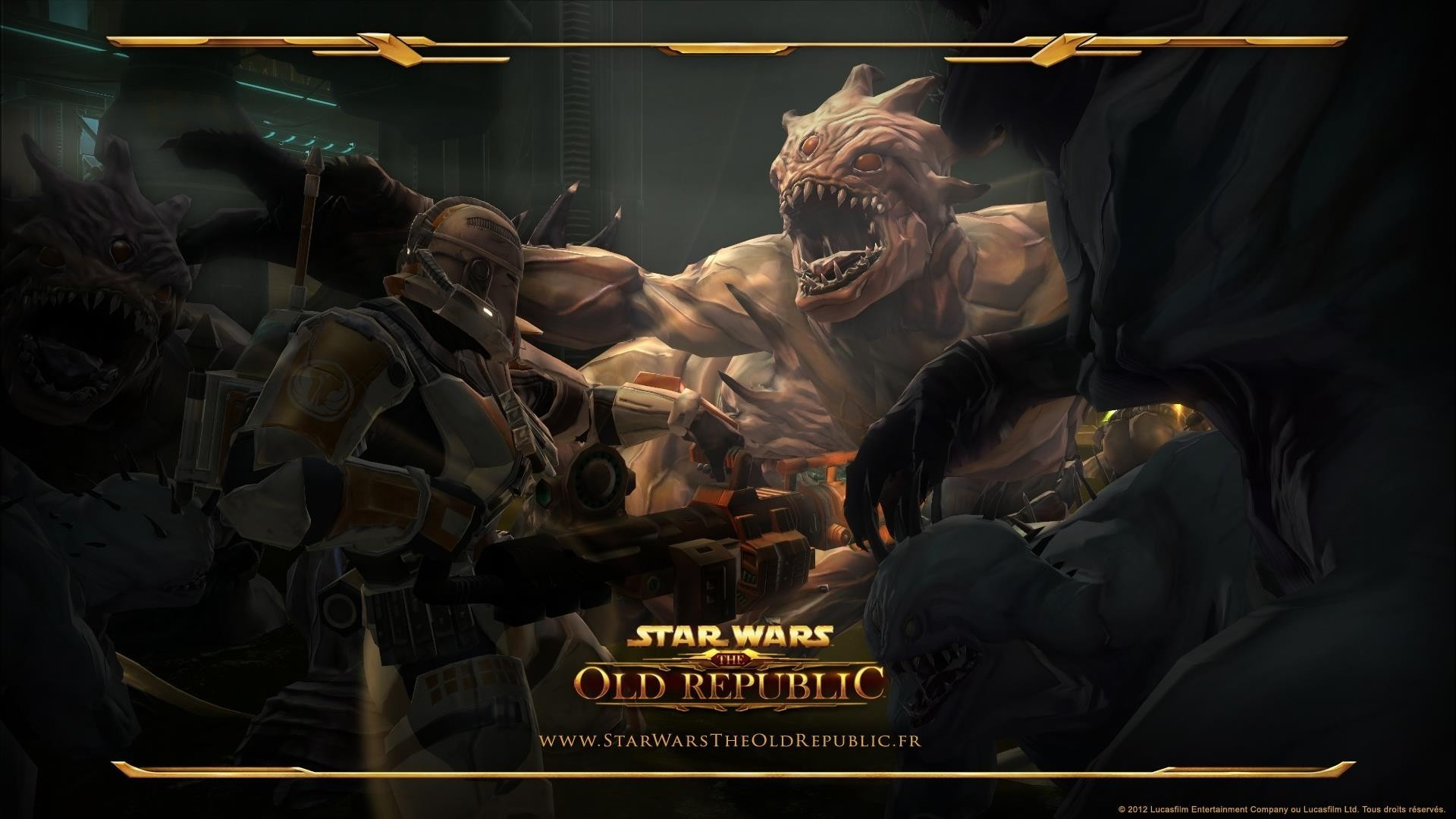 Star Wars, Star Wars: The Old Republic Wallpapers HD / Desktop and Mobile  Backgrounds